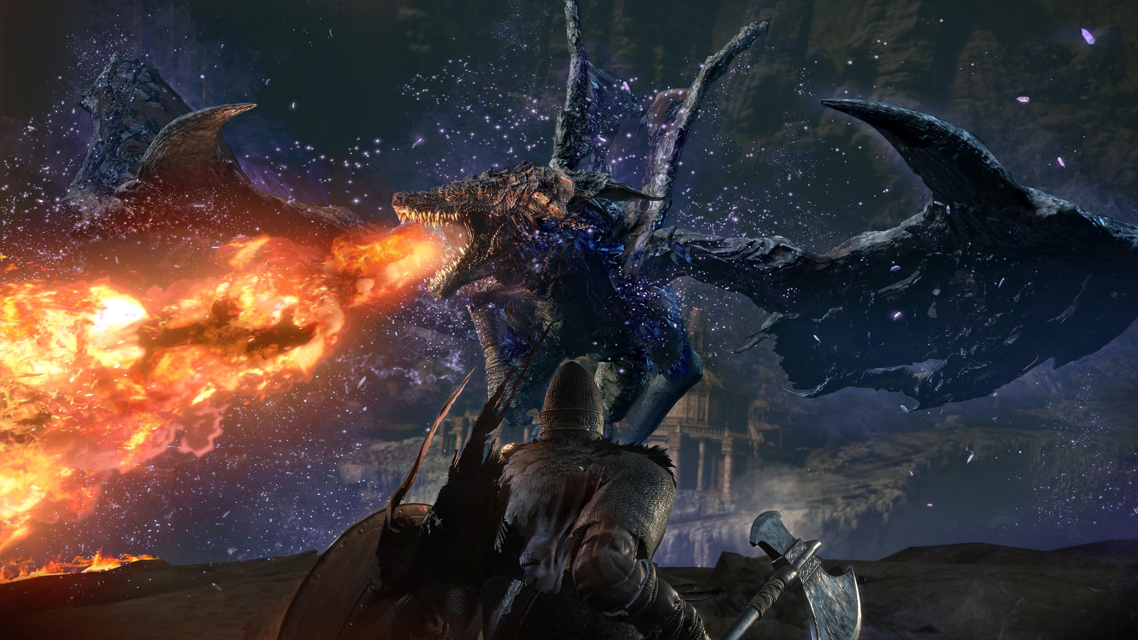 Nové obrázky z Dark Souls 3: The Ringed City 139901