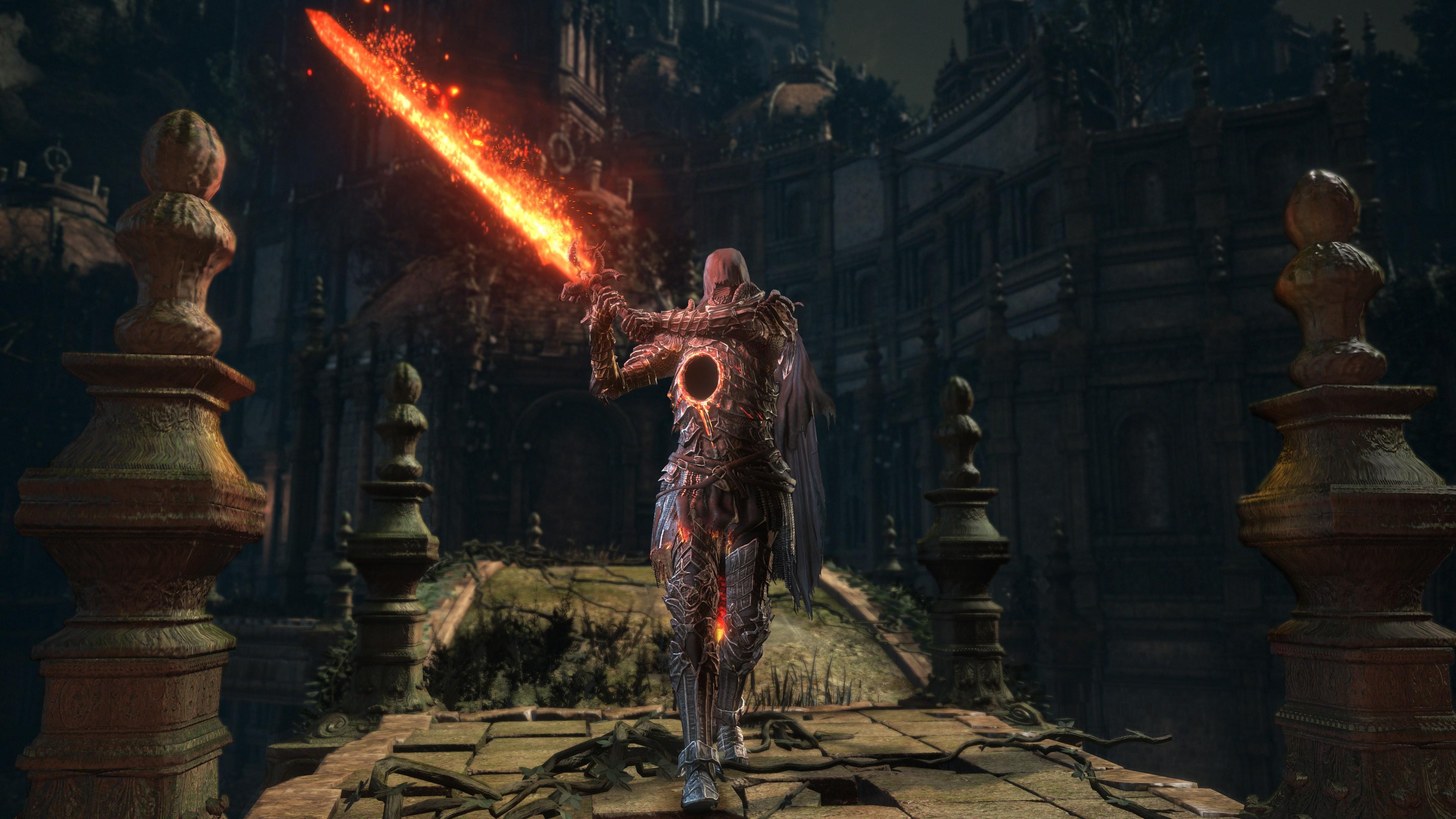 Nové obrázky z Dark Souls 3: The Ringed City 139902