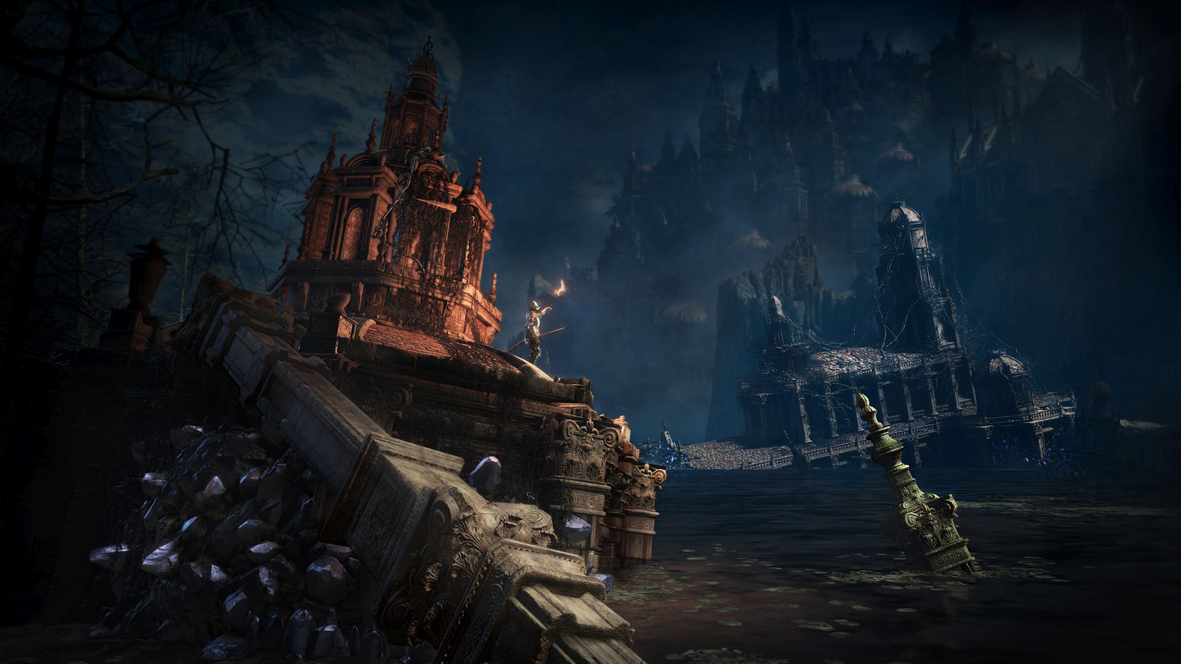 Nové obrázky z Dark Souls 3: The Ringed City 139903