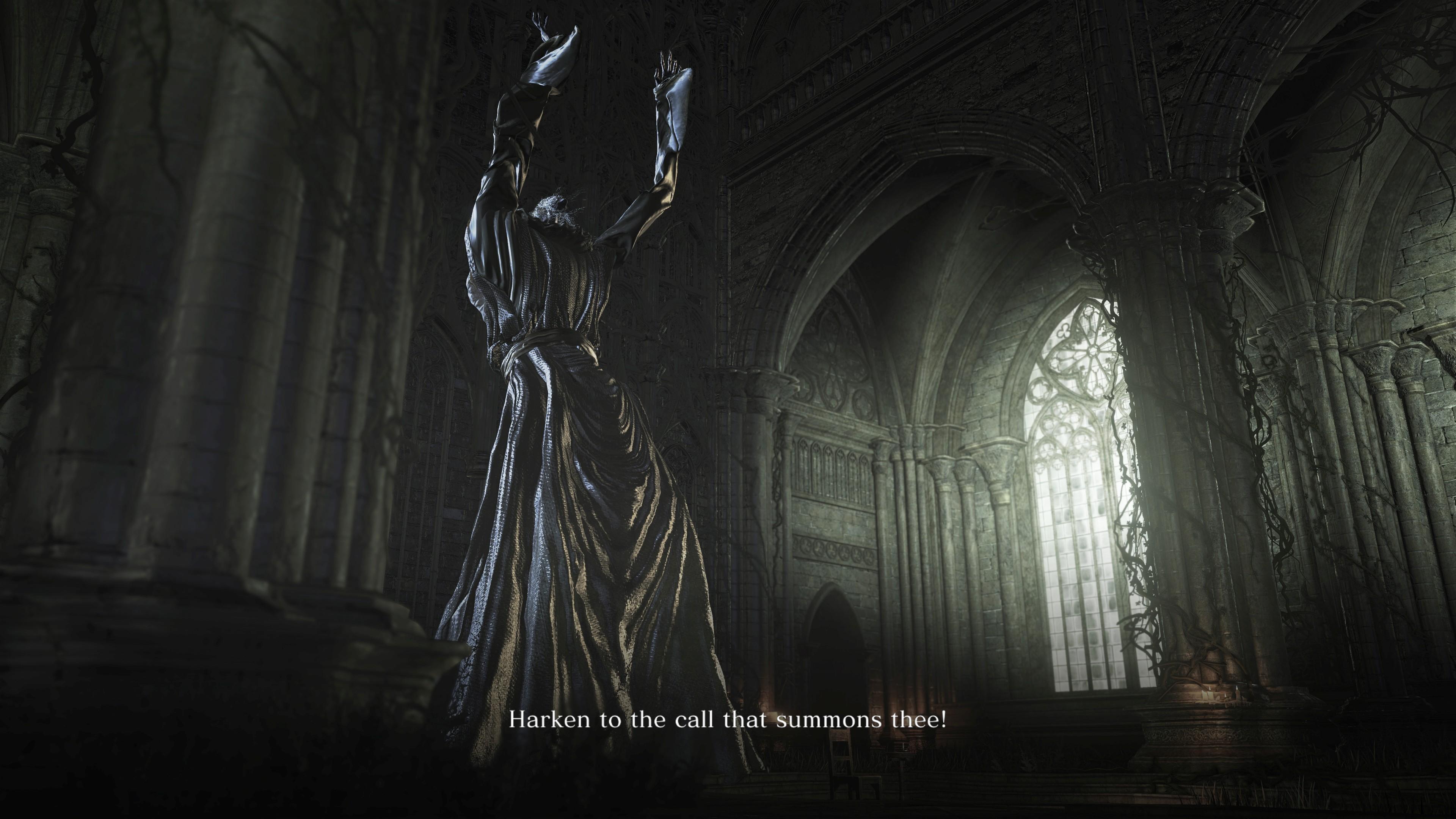 Nové obrázky z Dark Souls 3: The Ringed City 139905