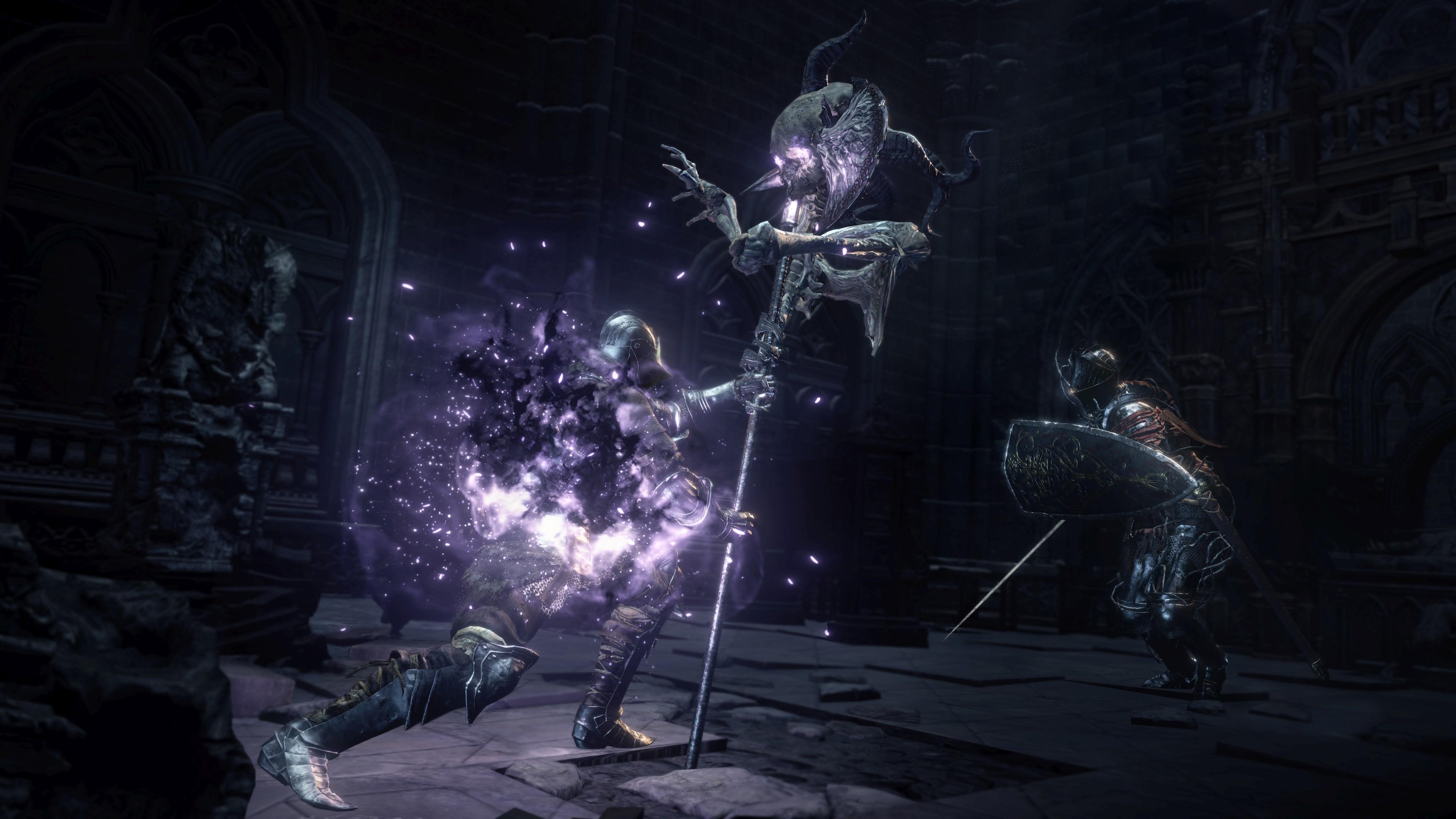 Nové obrázky z Dark Souls 3: The Ringed City 139906