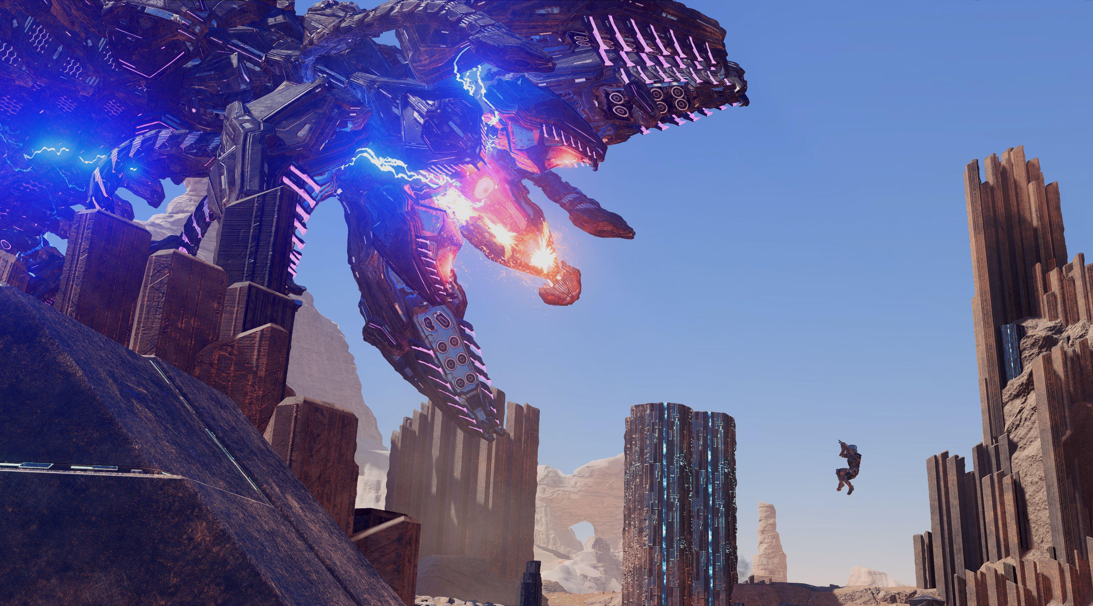 Mass Effect: Andromeda na čtyřech screenshotech v rozlišení 4K 139911