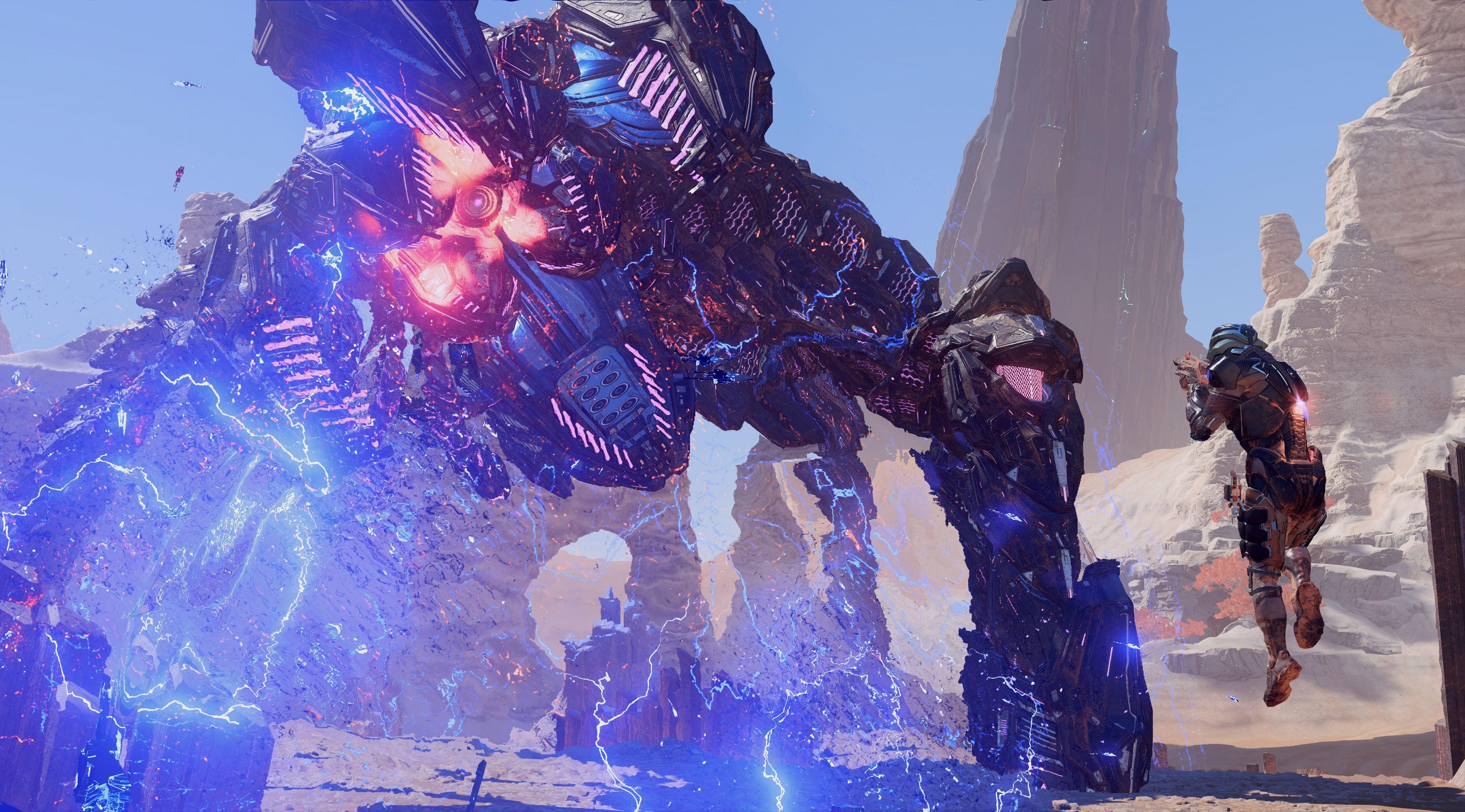 Mass Effect: Andromeda na čtyřech screenshotech v rozlišení 4K 139913