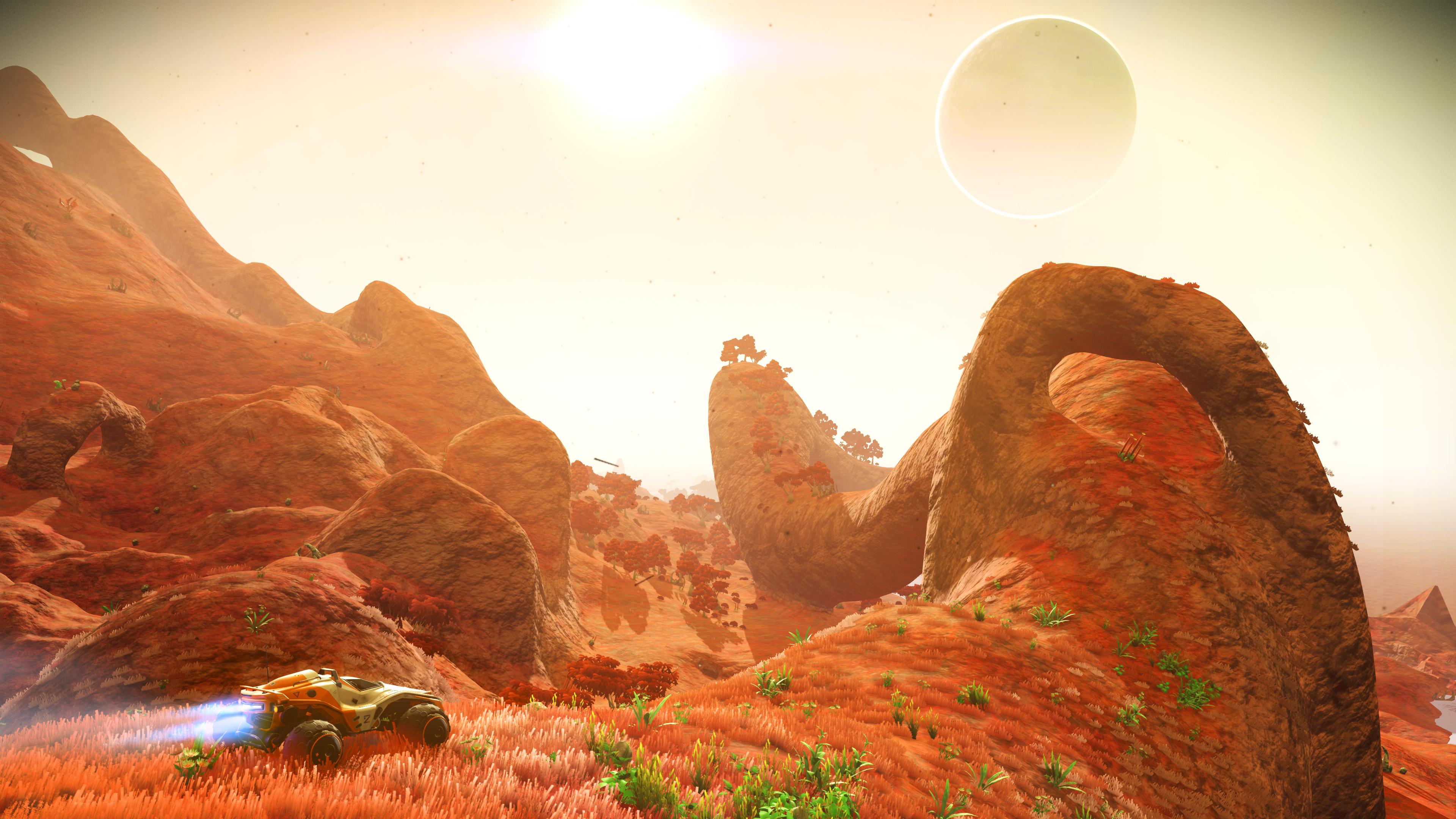 No Man's Sky obohatí dnes vozidlo pro průzkum planet 139917