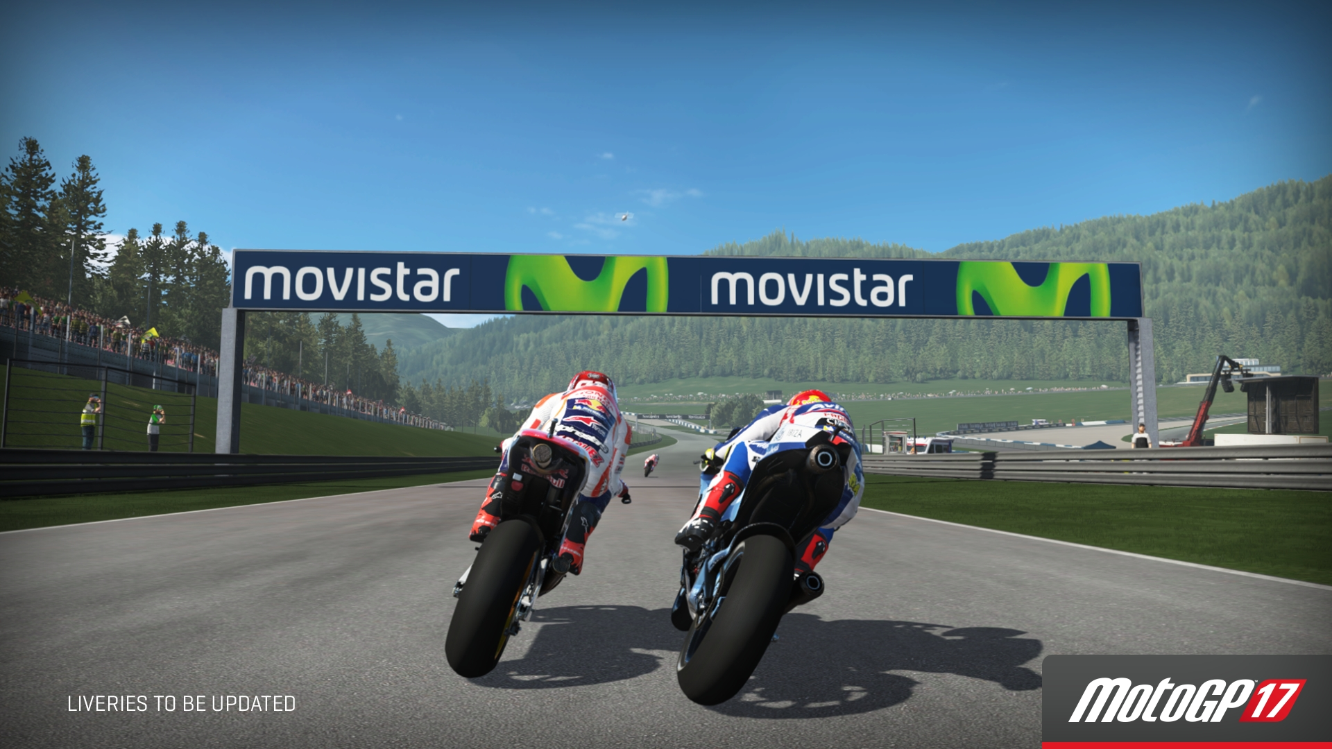 MotoGP 17 poběží při 60 snímcích a přinese nové online módy 139978