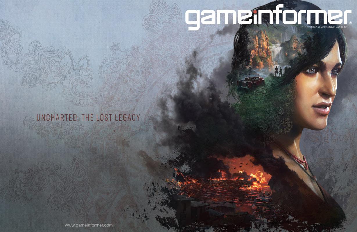 Detaily o příběhu a hratelnosti Uncharted: The Lost Legacy 139979