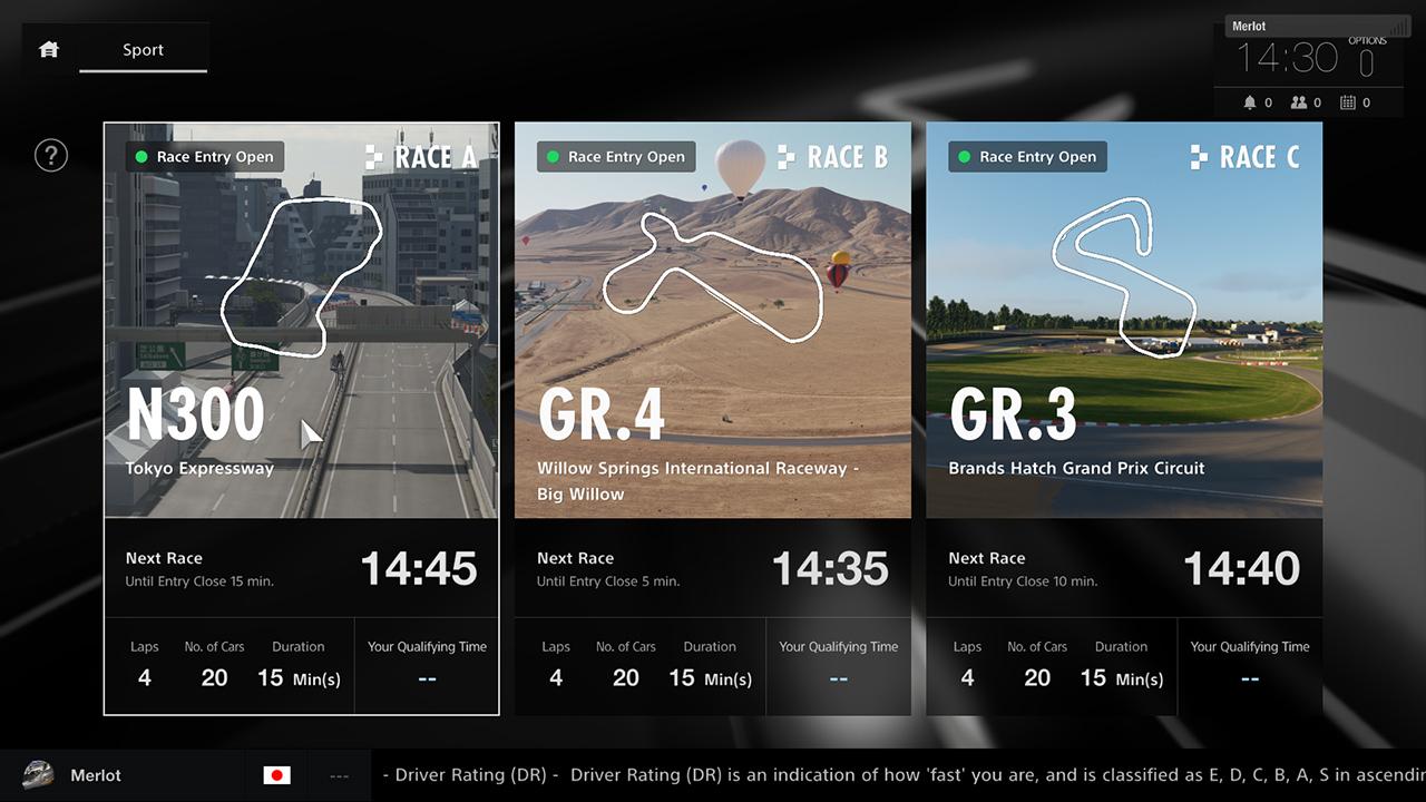 Gran Turismo Sport si někteří vyzkouší v betě 139982