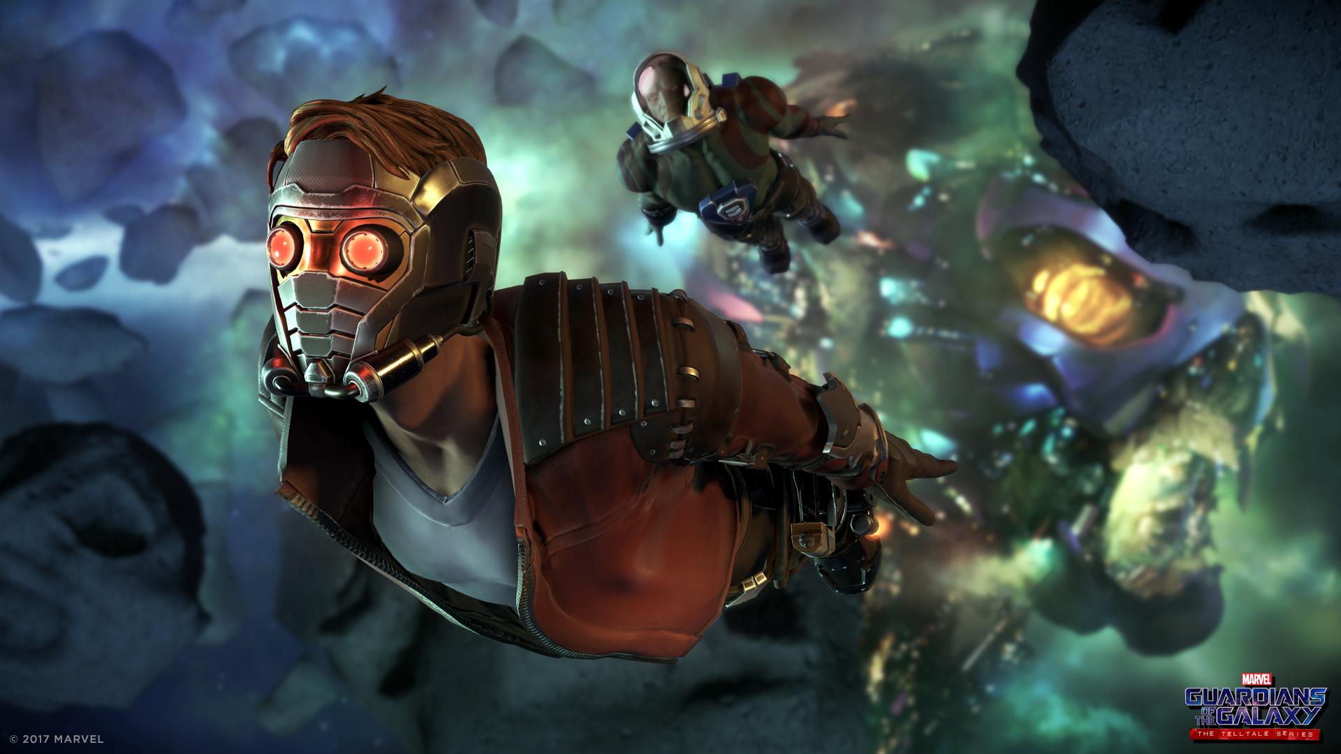 Strážci Galaxie od Telltale Games na prvních screenshotech 139993