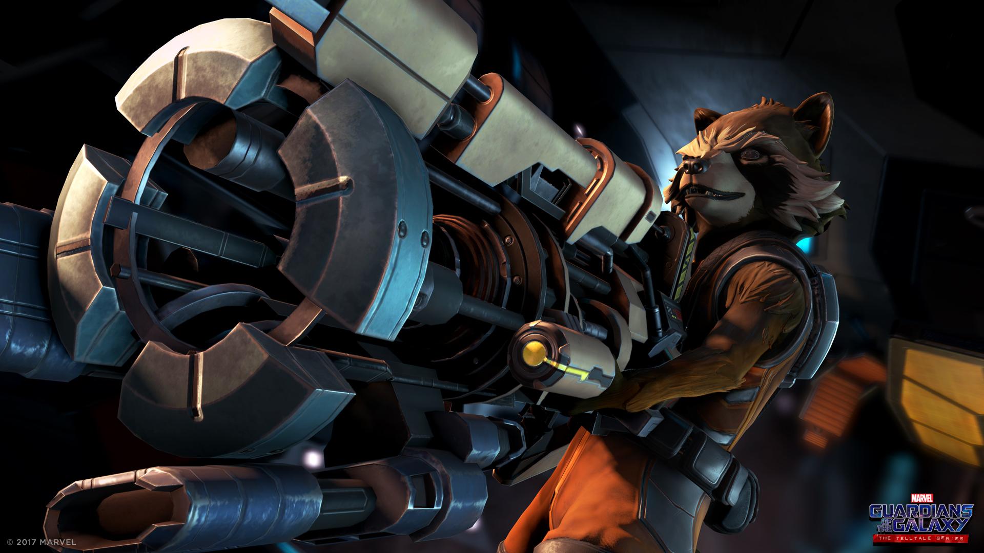 Strážci Galaxie od Telltale Games na prvních screenshotech 139996