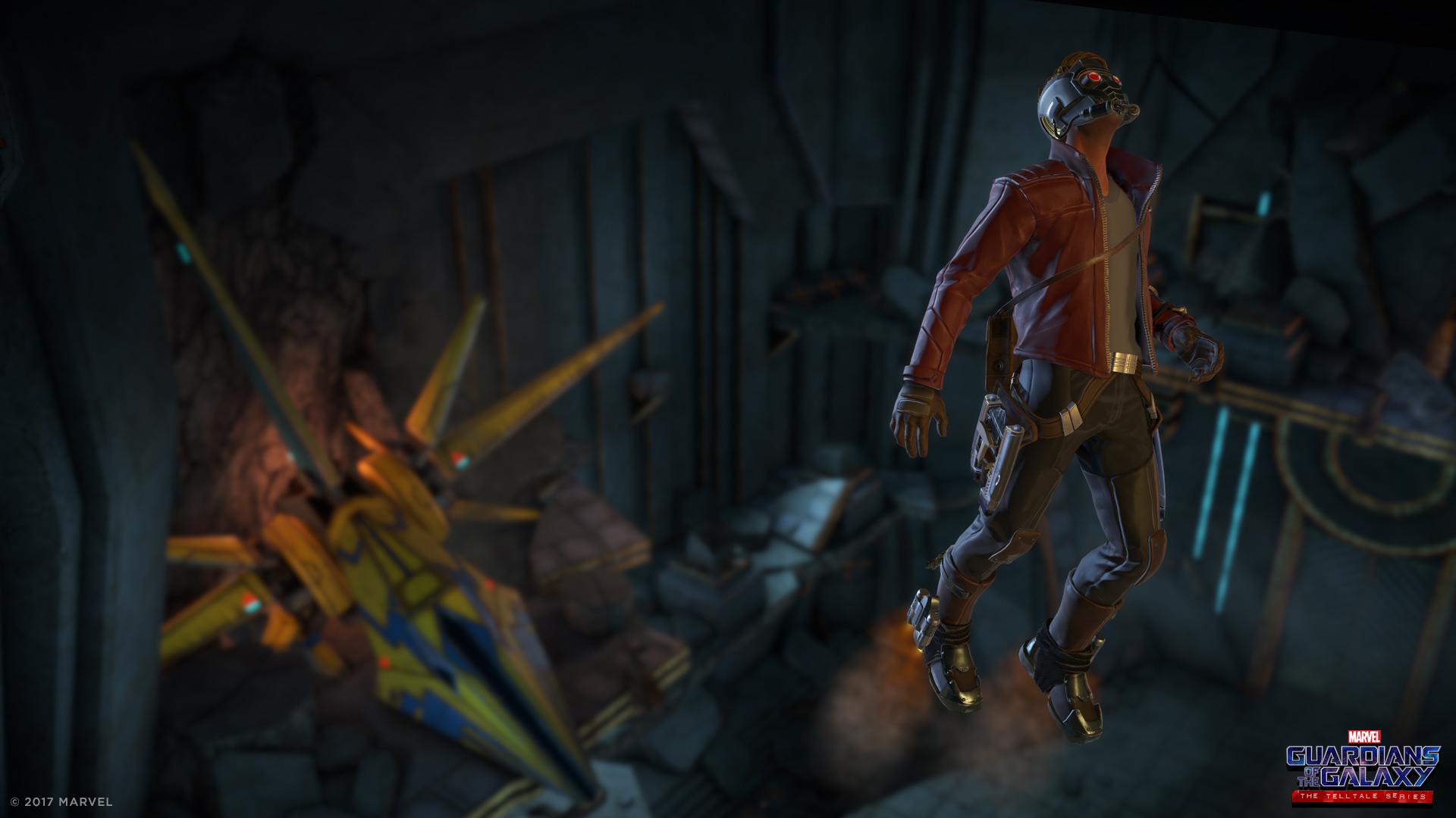 Strážci Galaxie od Telltale Games na prvních screenshotech 139997