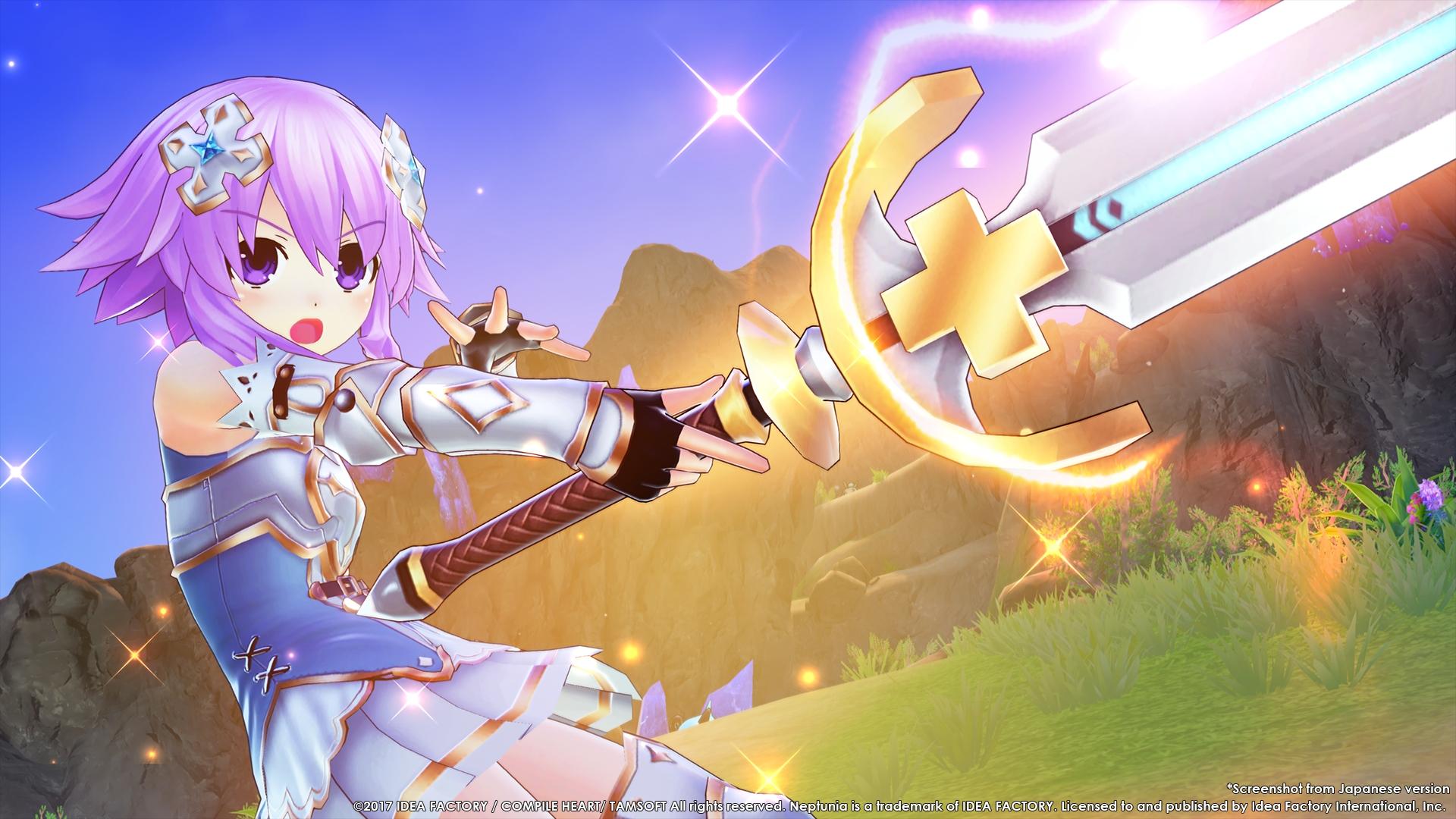 Cyberdimension Neptunia: 4 Goddesses Online dorazí koncem roku 140037