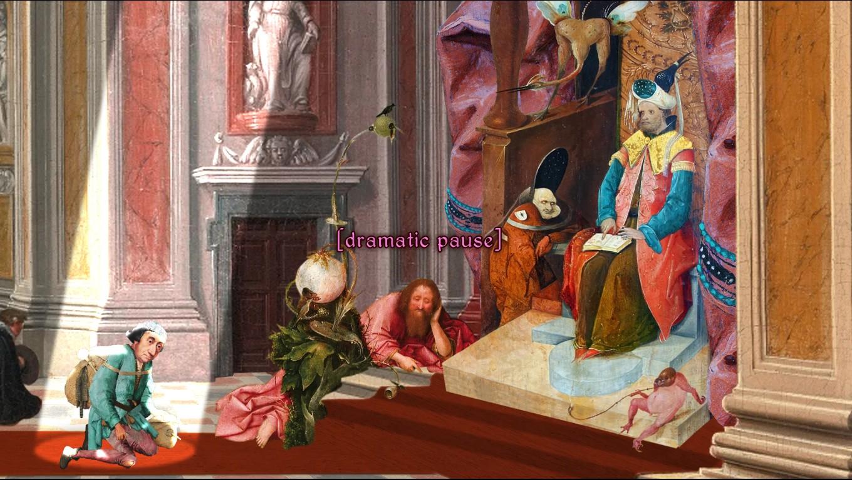 Four Last Things – se sedmi smrtelnými hříchy k branám nebeským 140064