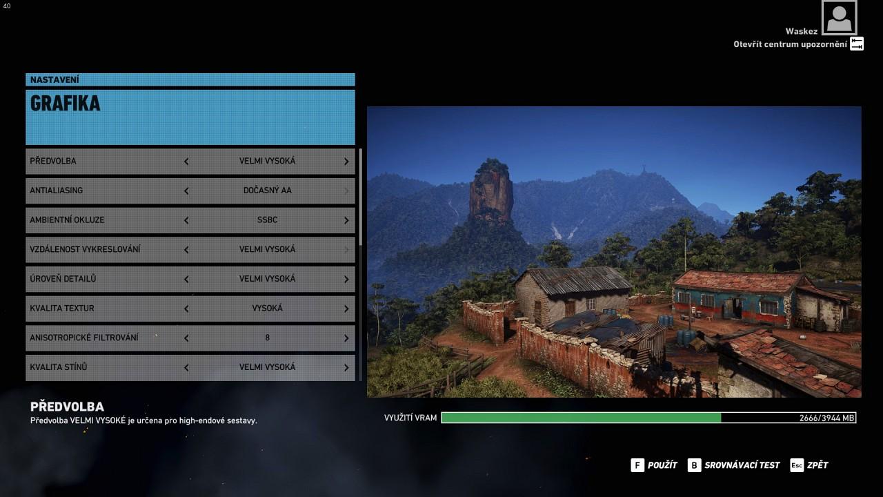 Jak funguje PC verze Ghost Recon Wildlands? 140104