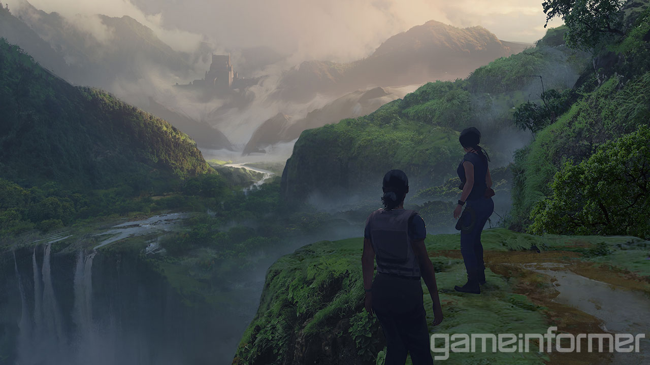 Koncepty z Uncharted: The Lost Legacy 140121