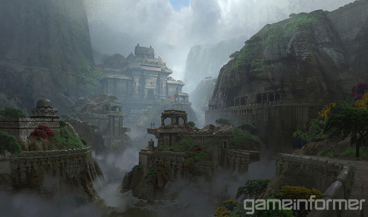 Uncharted: The Lost Legacy – nášup nových informací 140124
