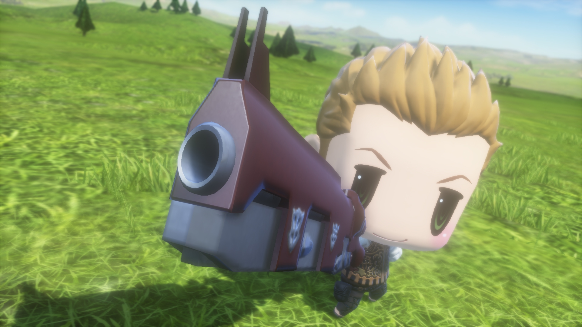 World of Final Fantasy dostane patch 1.03 140178