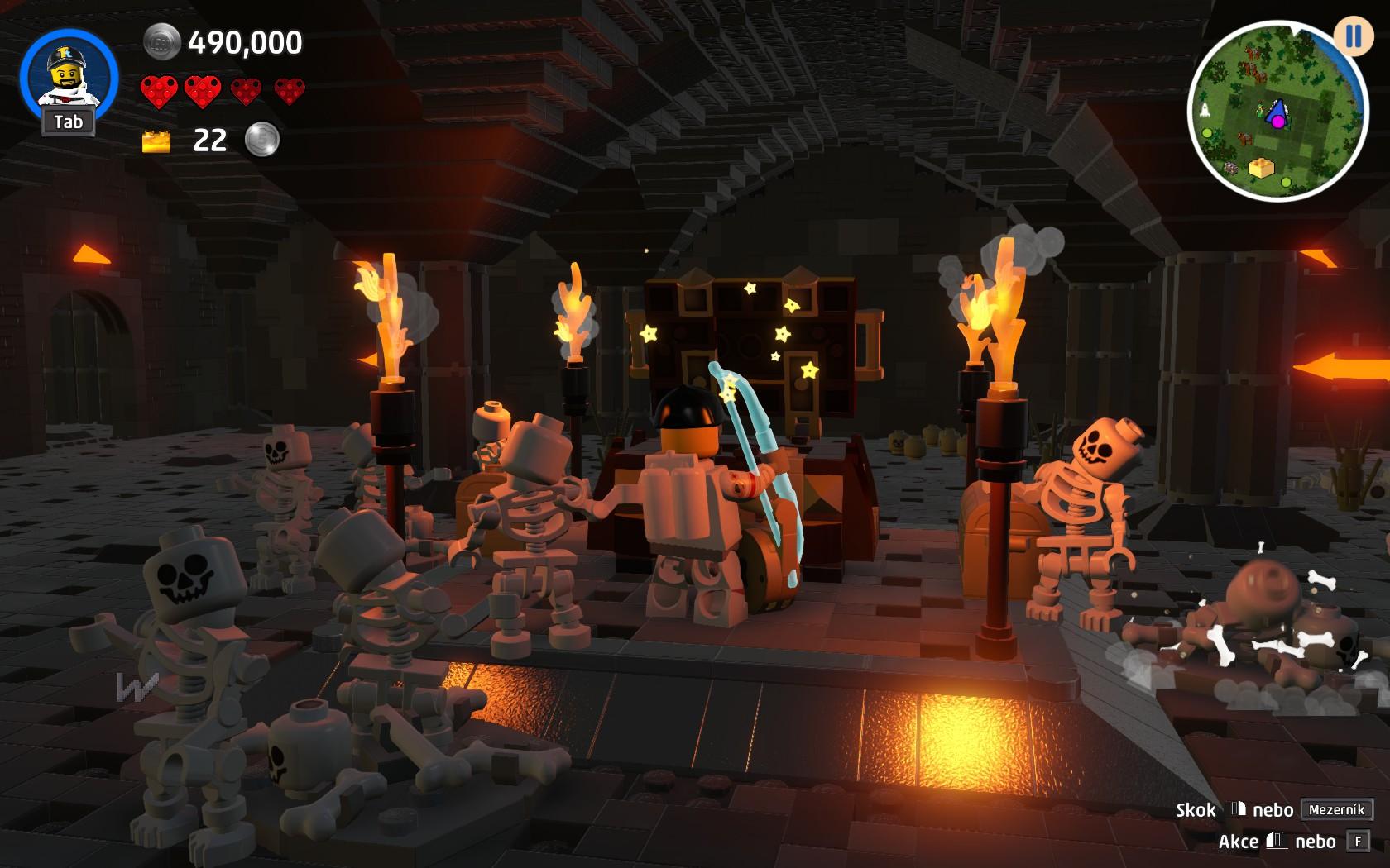 LEGO Worlds - trochu jiné stavění 140183