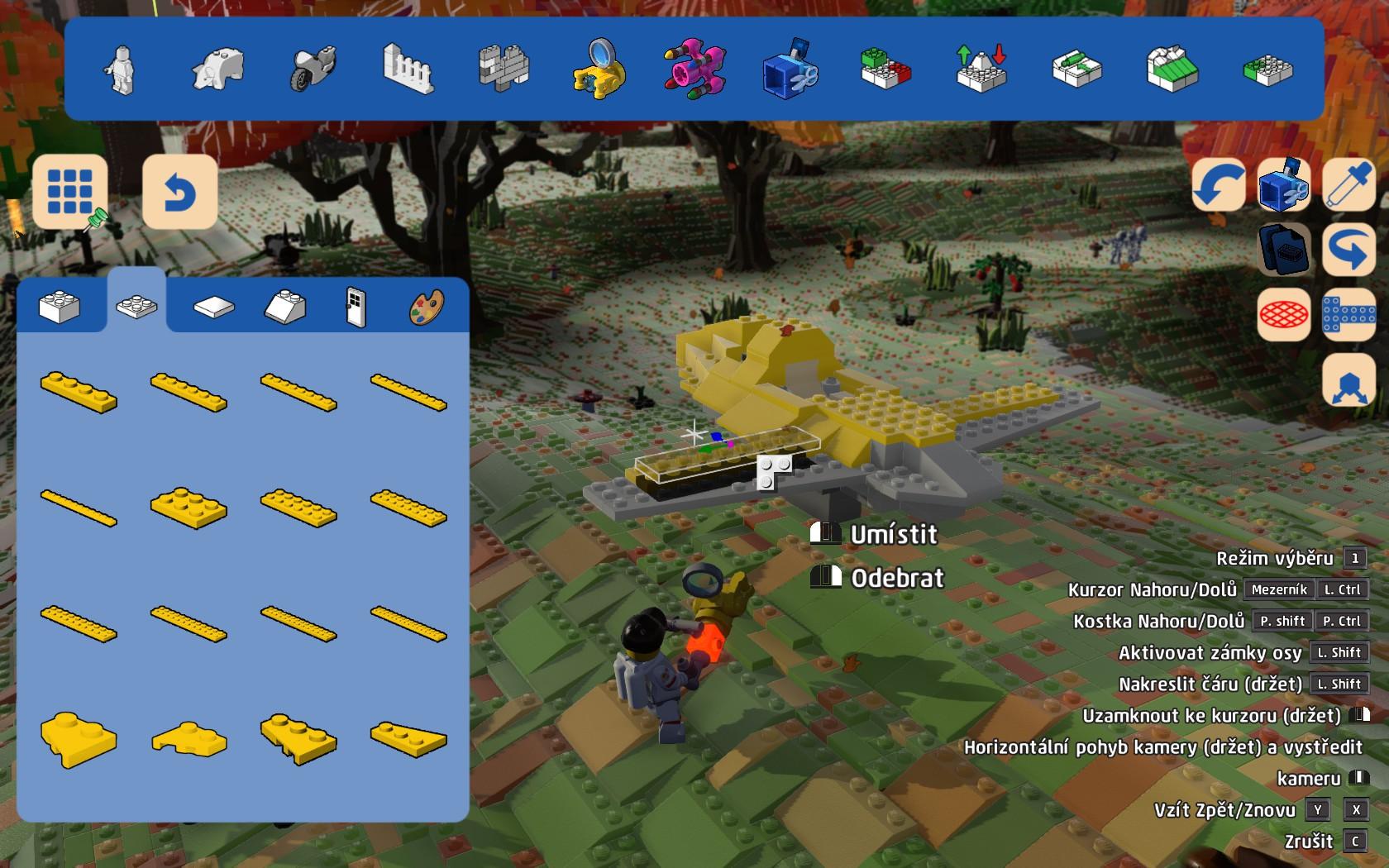 LEGO Worlds - trochu jiné stavění 140184