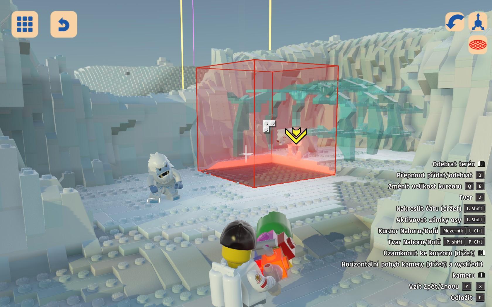 LEGO Worlds - trochu jiné stavění 140187