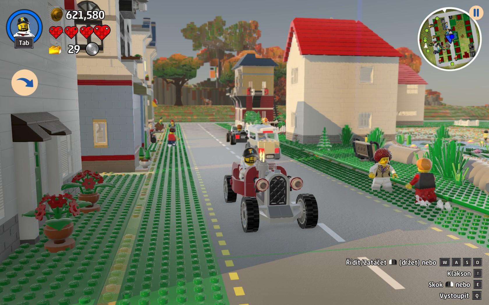 LEGO Worlds - trochu jiné stavění 140188