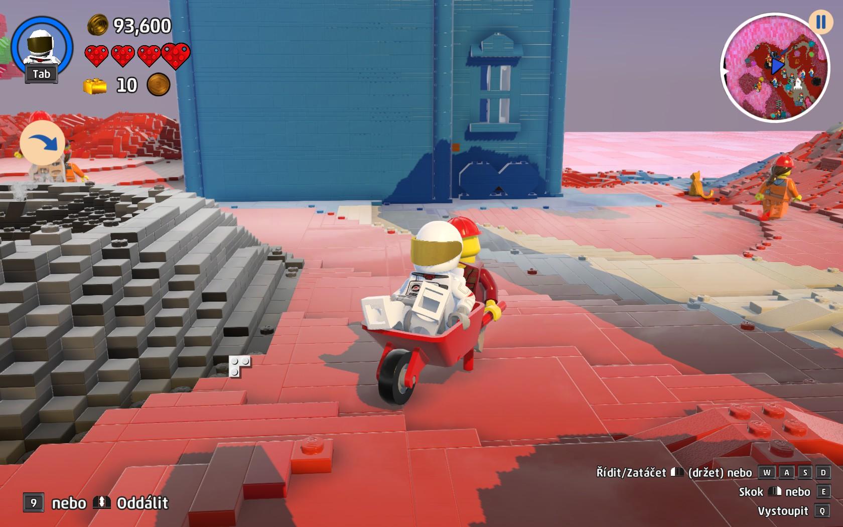 LEGO Worlds - trochu jiné stavění 140189