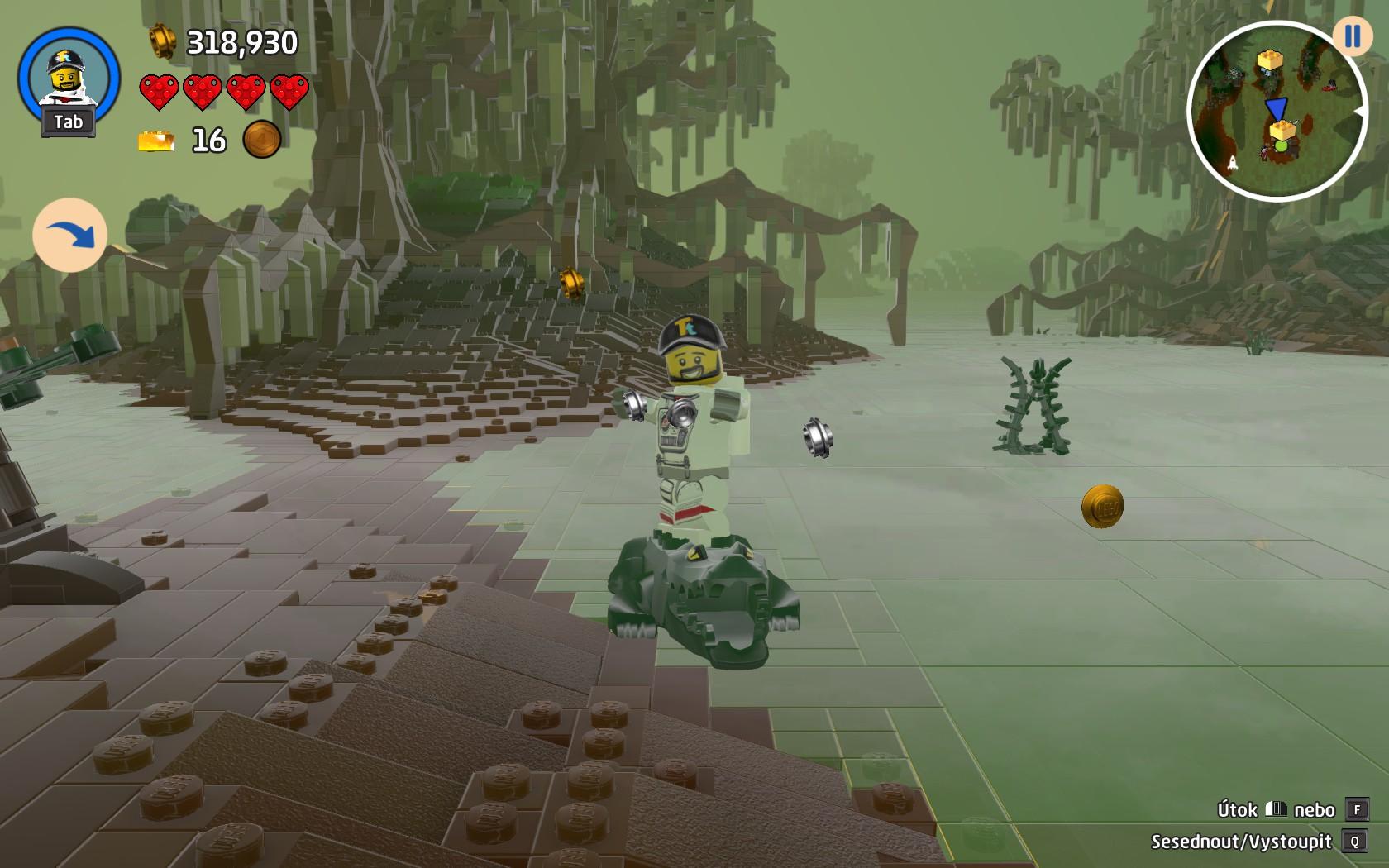 LEGO Worlds - trochu jiné stavění 140192