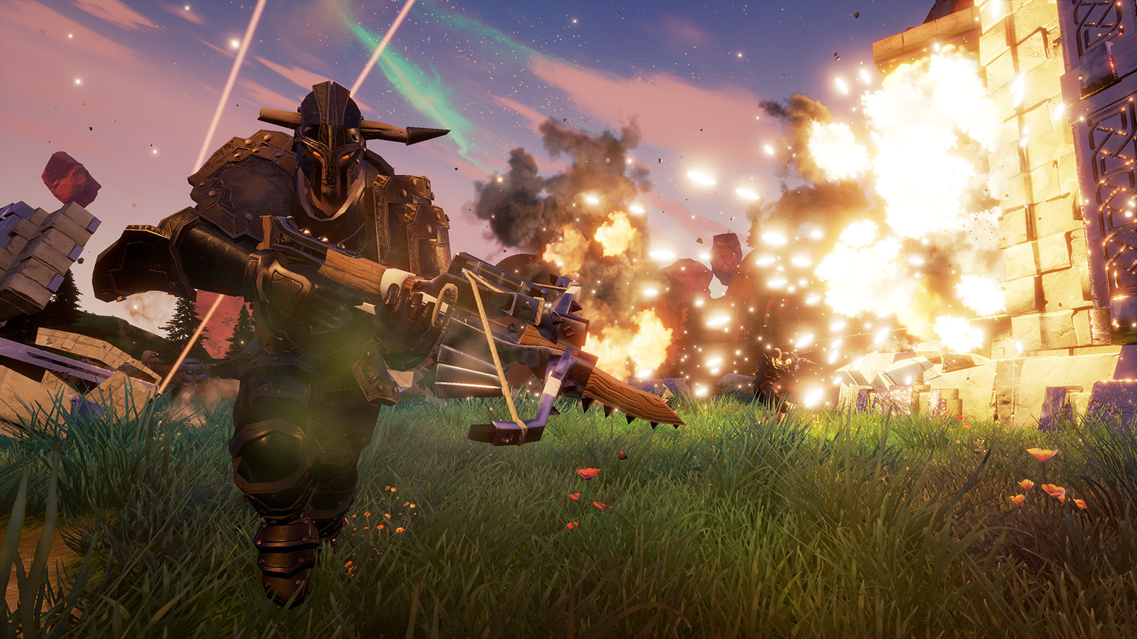 Rend má být inovativní survival onlinovka, slibují bývalí tvůrci World of Warcraft 140230