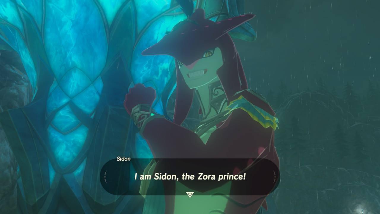 The Legend of Zelda: Breath of the Wild - svobodně se nadechni 140241