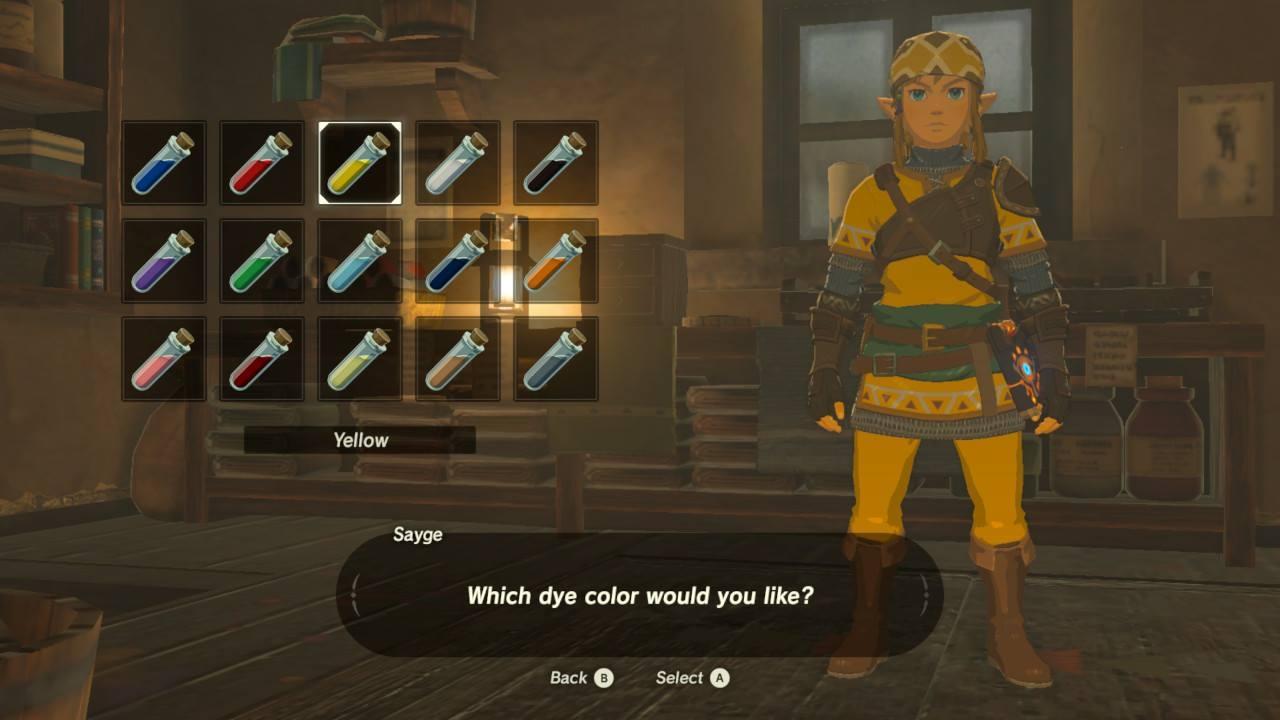 The Legend of Zelda: Breath of the Wild - svobodně se nadechni 140243