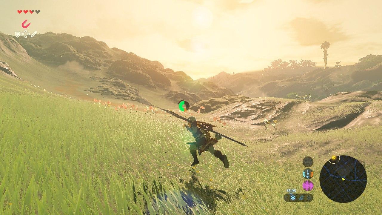 The Legend of Zelda: Breath of the Wild - svobodně se nadechni 140249