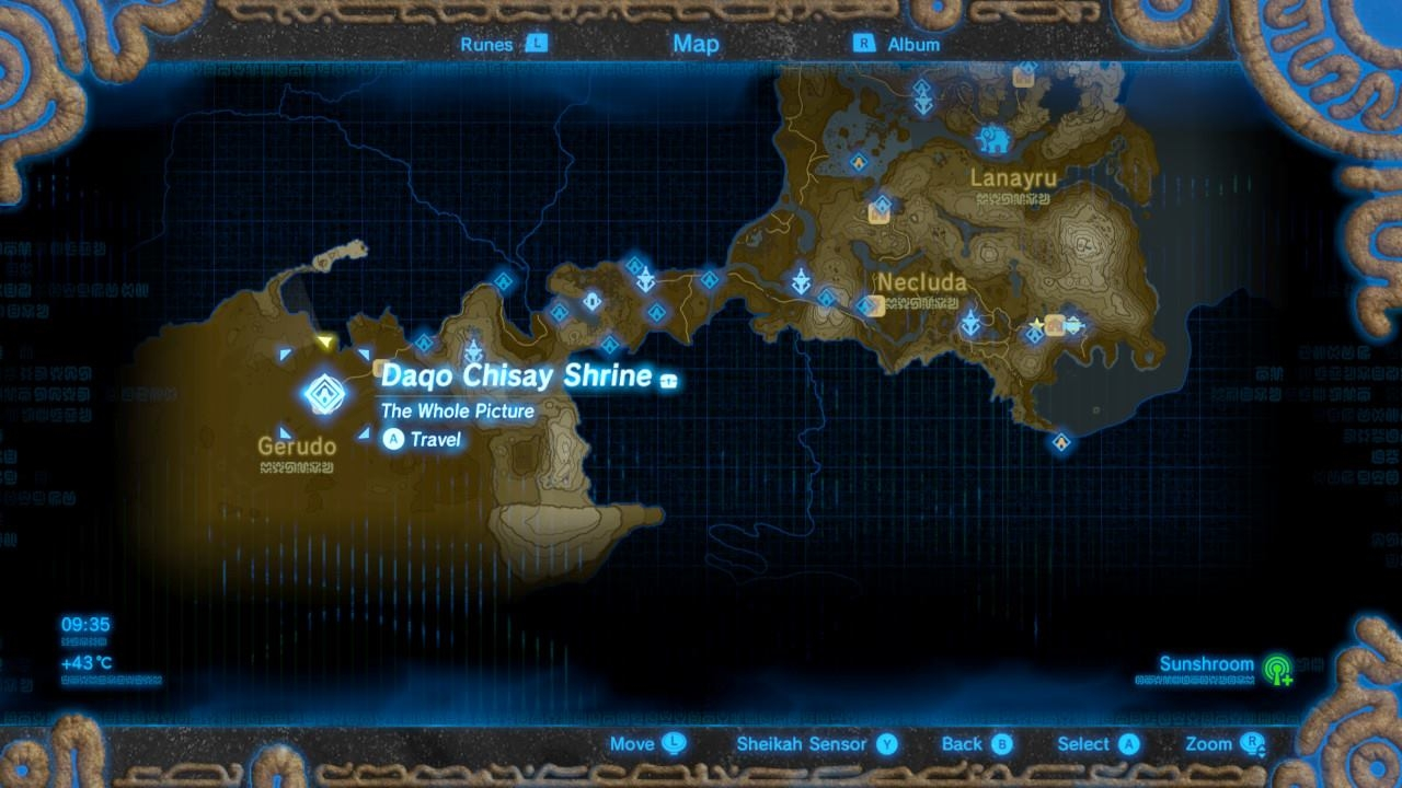 The Legend of Zelda: Breath of the Wild - svobodně se nadechni 140259