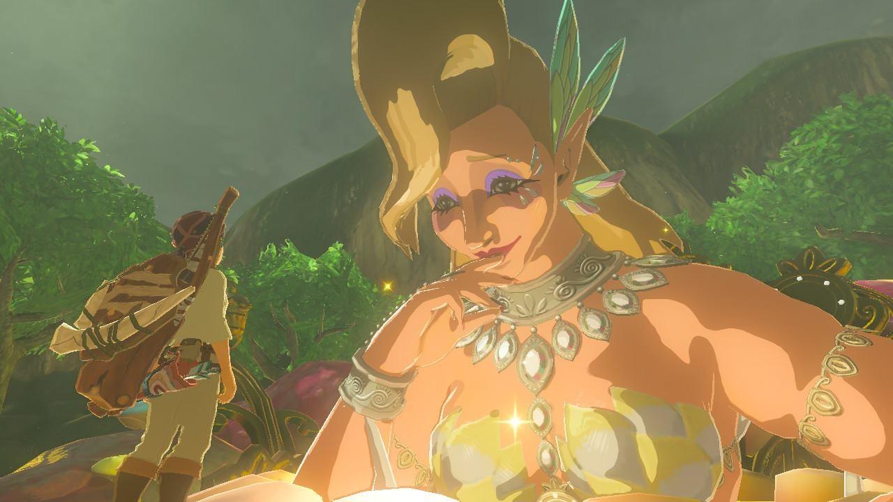 The Legend of Zelda: Breath of the Wild - svobodně se nadechni 140260
