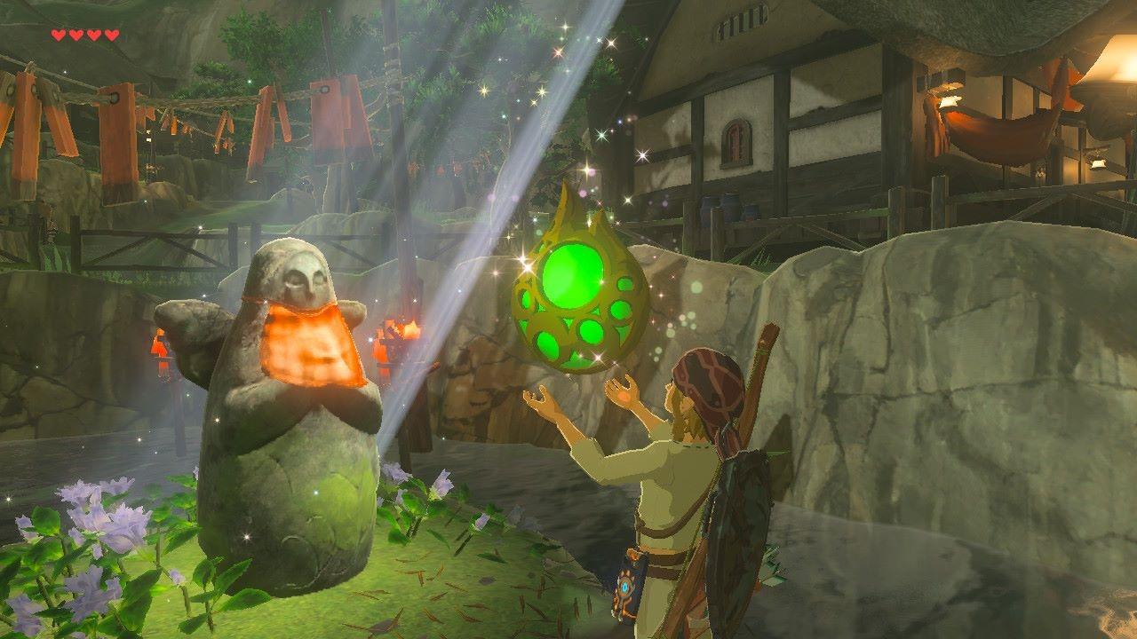 The Legend of Zelda: Breath of the Wild - svobodně se nadechni 140261