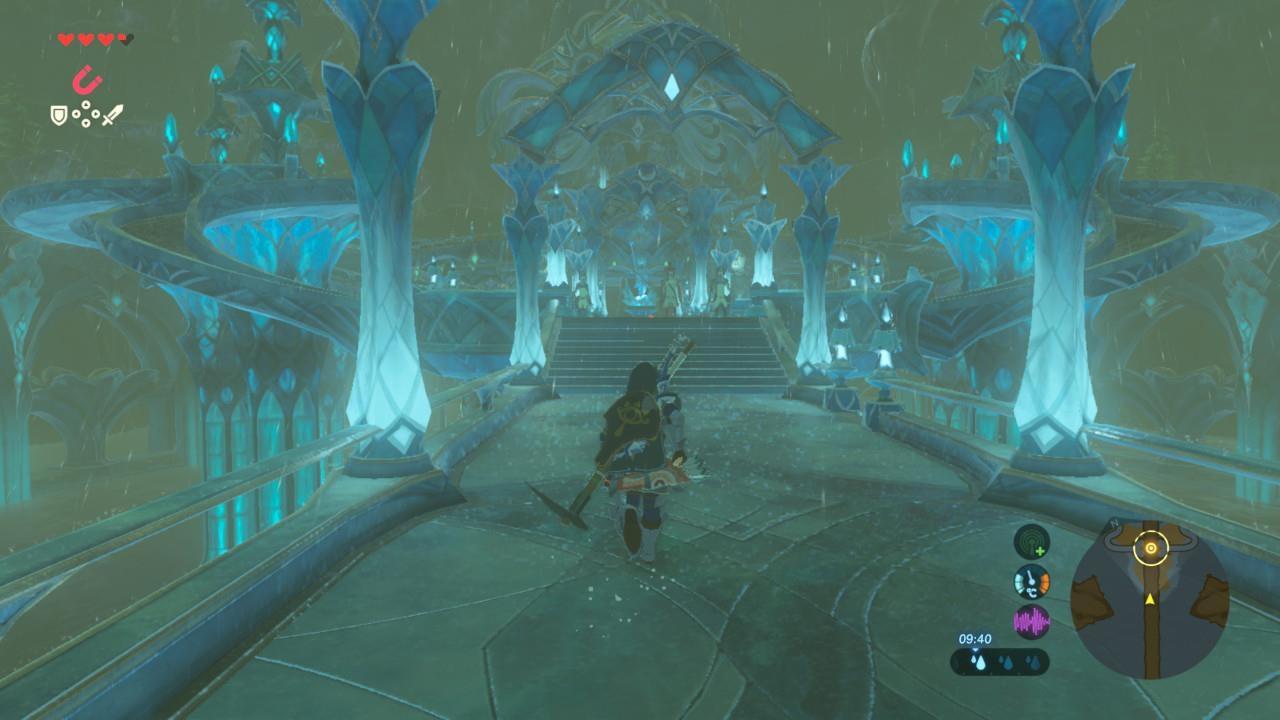 The Legend of Zelda: Breath of the Wild - svobodně se nadechni 140262