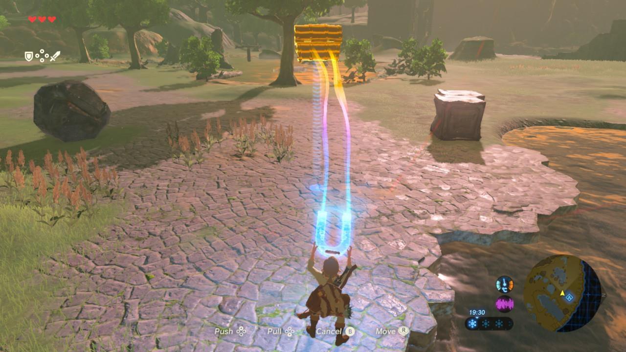 The Legend of Zelda: Breath of the Wild - svobodně se nadechni 140263