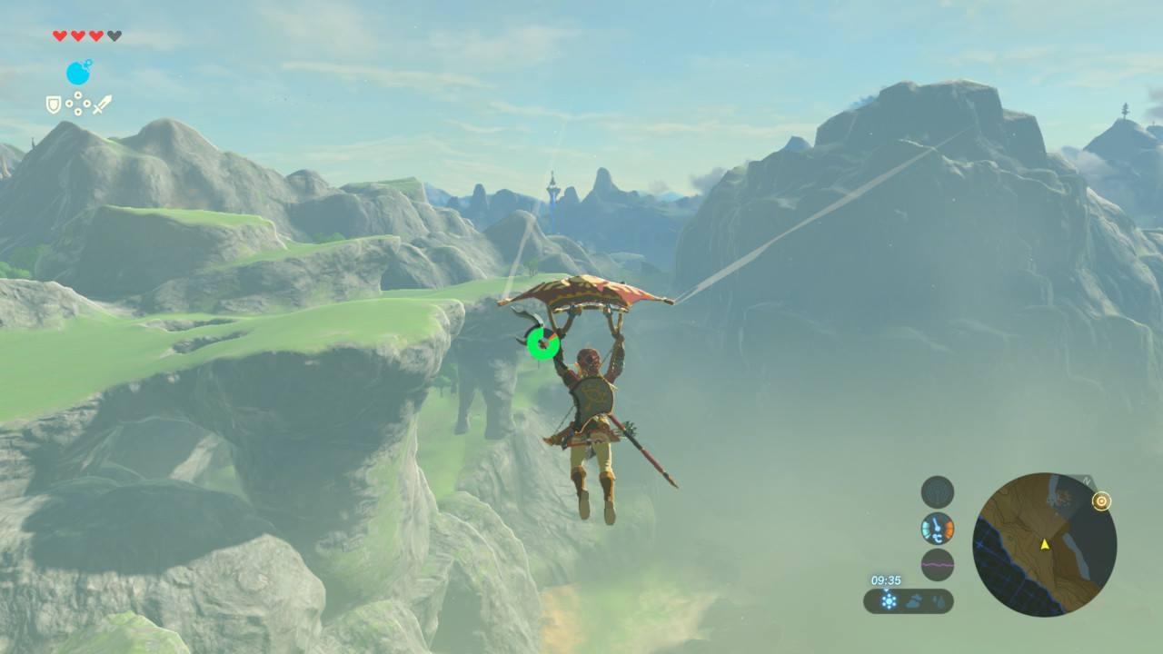 The Legend of Zelda: Breath of the Wild - svobodně se nadechni 140264