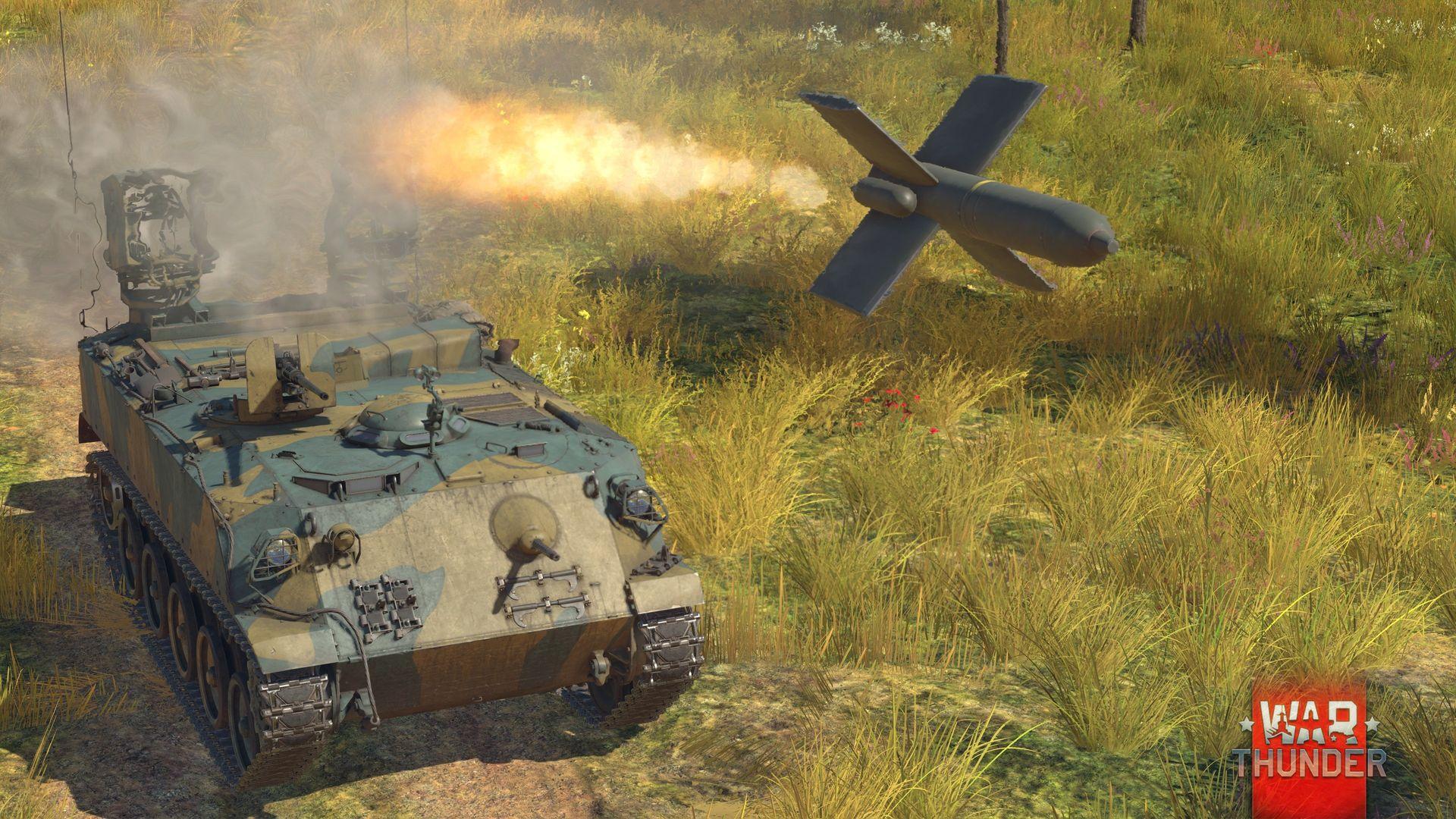 """Hráči War Thunder vyrážejí na """"Zteč"""" 140274"""