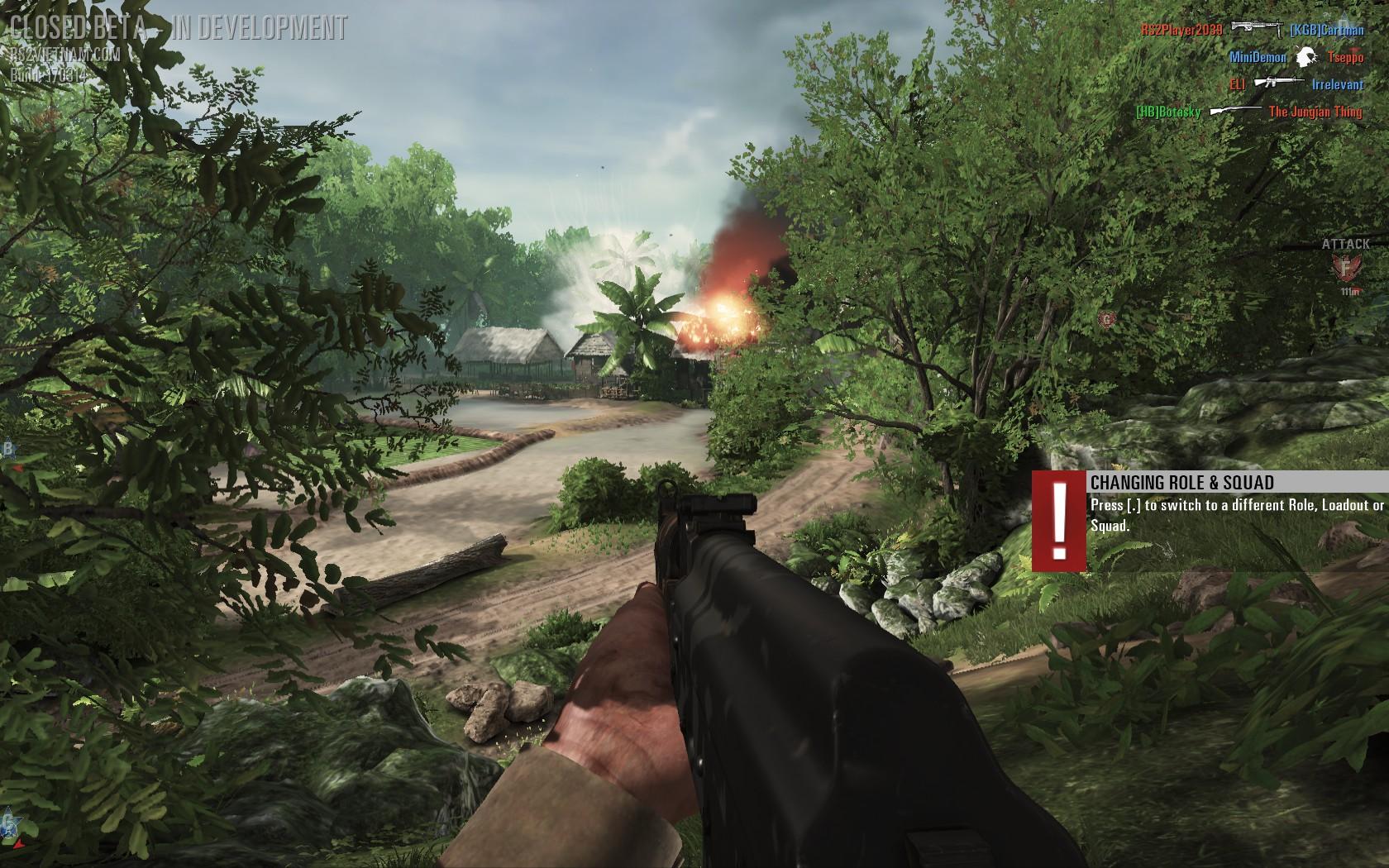 Rising Storm 2: Vietnam - první dojmy z válečné vřavy 140279