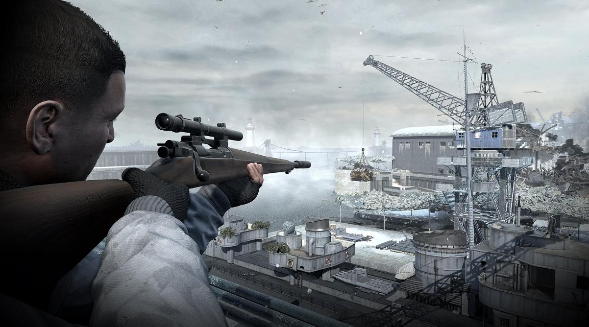 Obrázky z prvního příběhového DLC pro Sniper Elite 4 140352