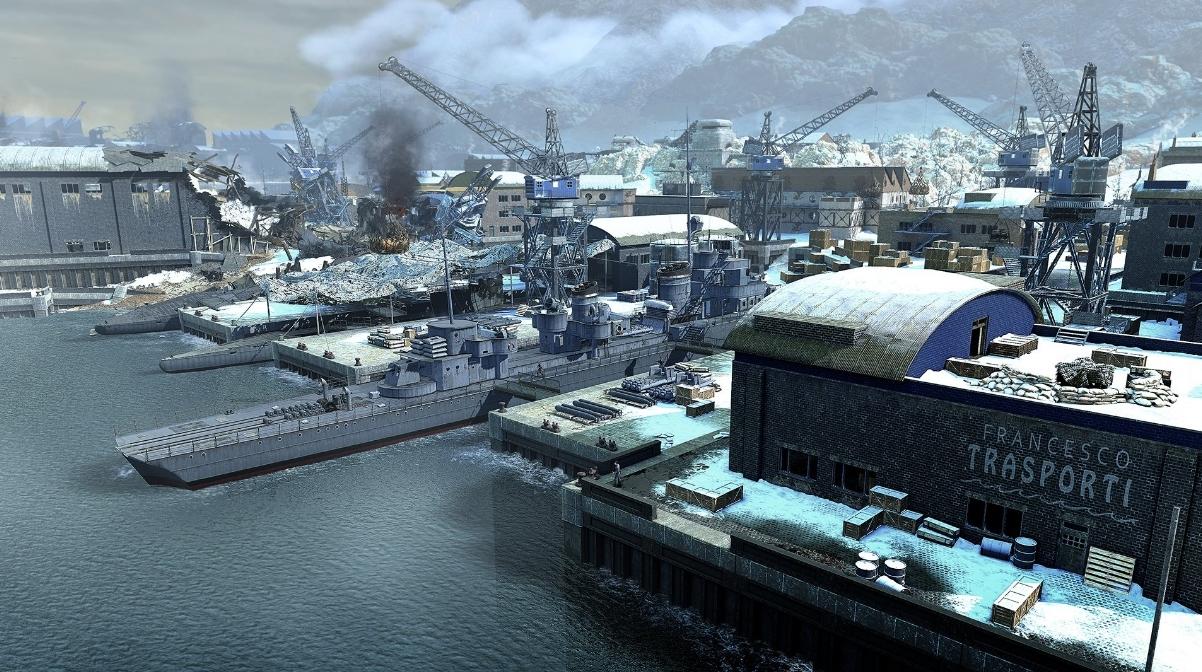 Obrázky z prvního příběhového DLC pro Sniper Elite 4 140353