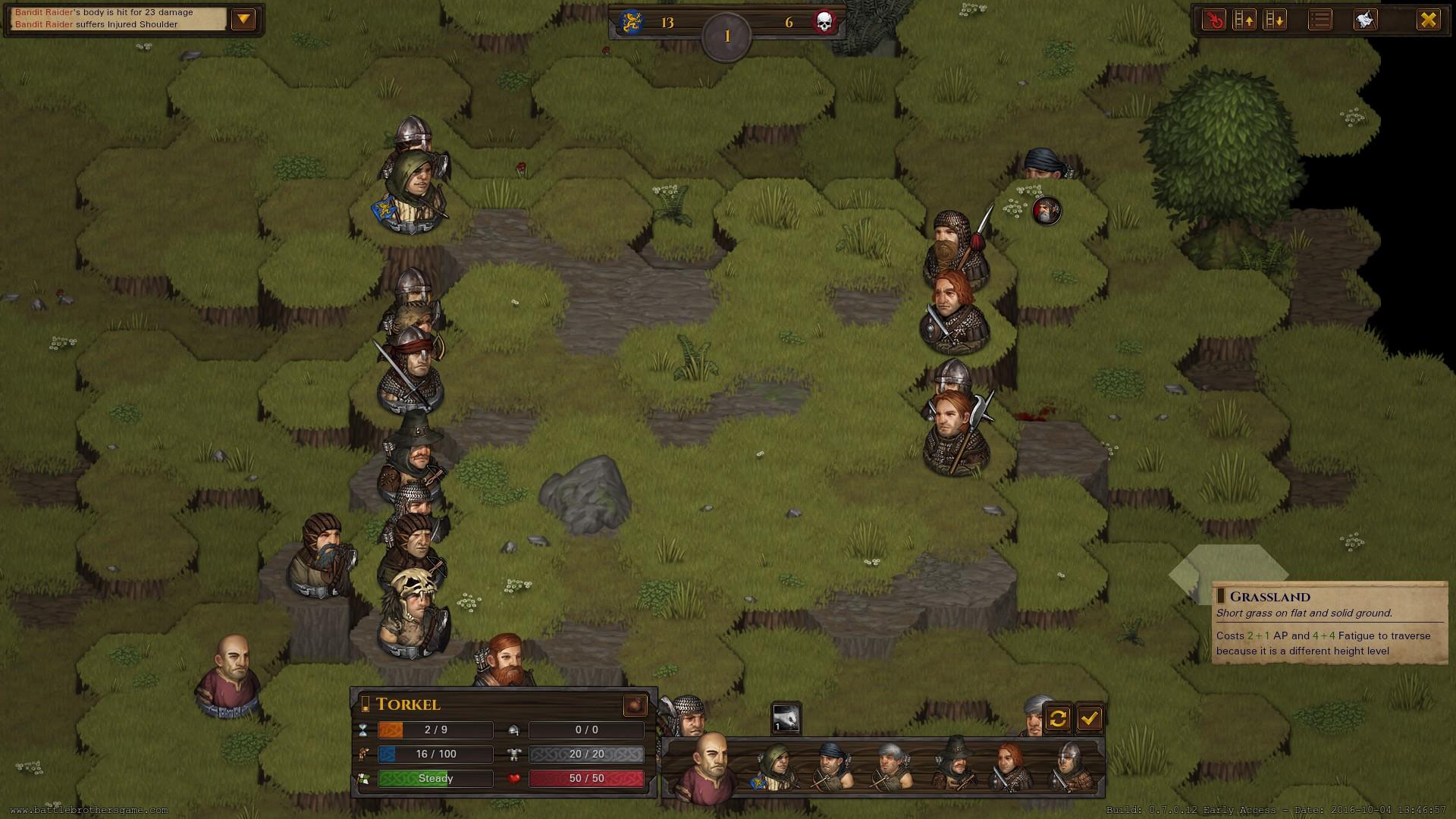 Battle Brothers – bratrstvo lovců monster 140365