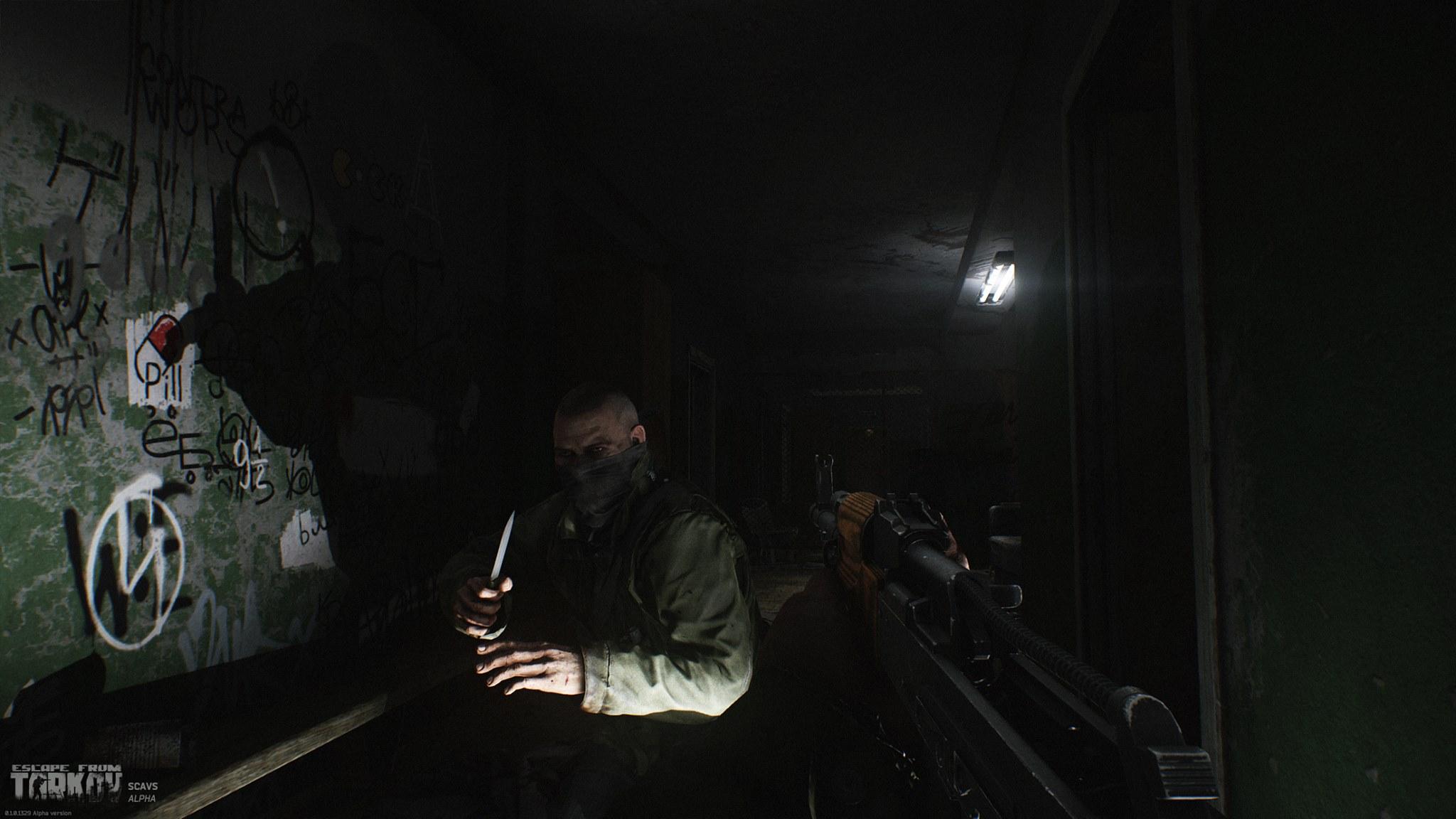Obrazem: Krásy Escape from Tarkov 140376