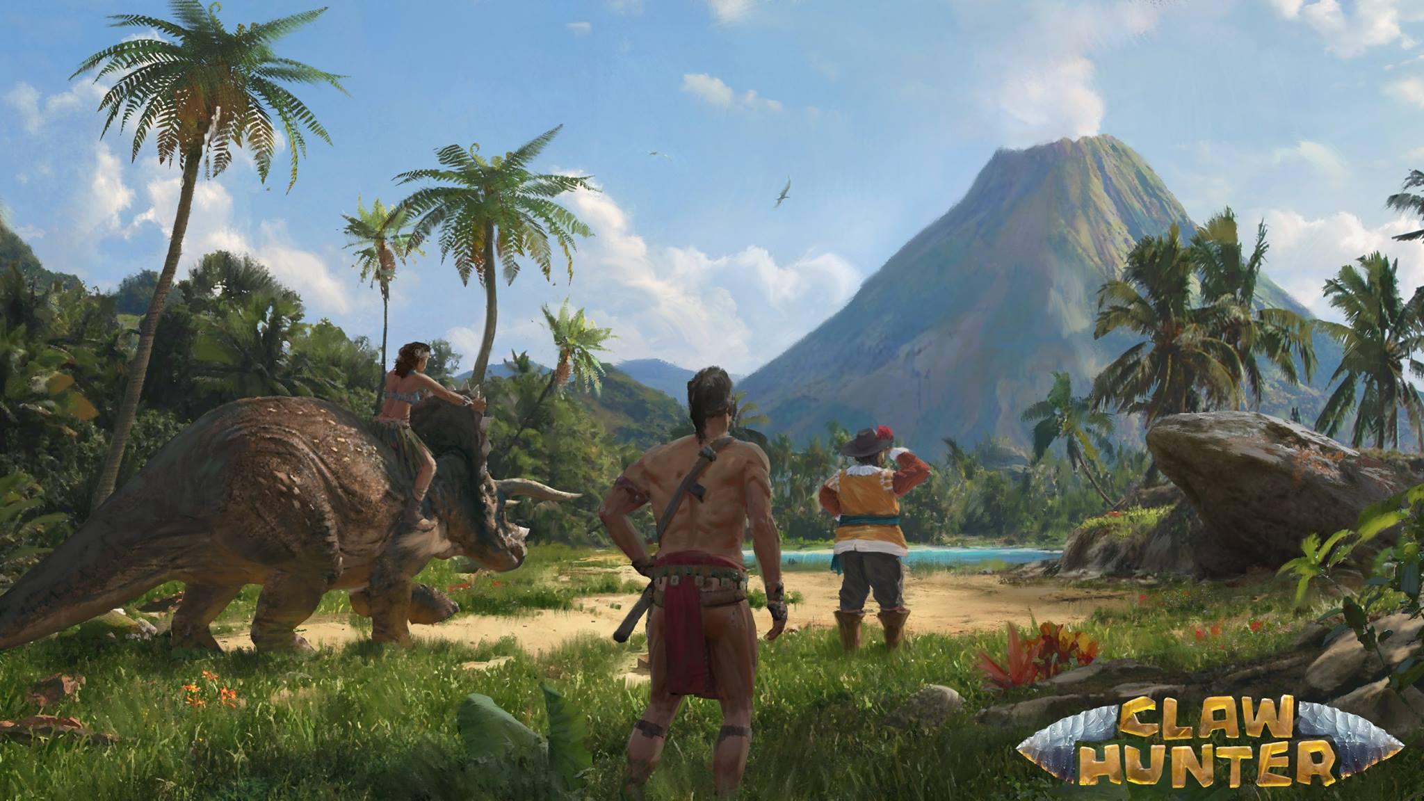 Claw Hunter od českých tvůrců přinese dinosaury 140409