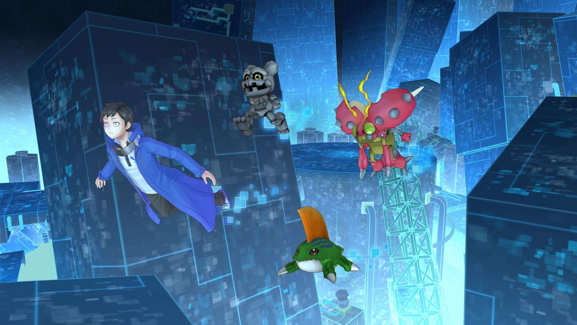 Začátkem příštího roku se můžeme těšit na nové Digimony 140518