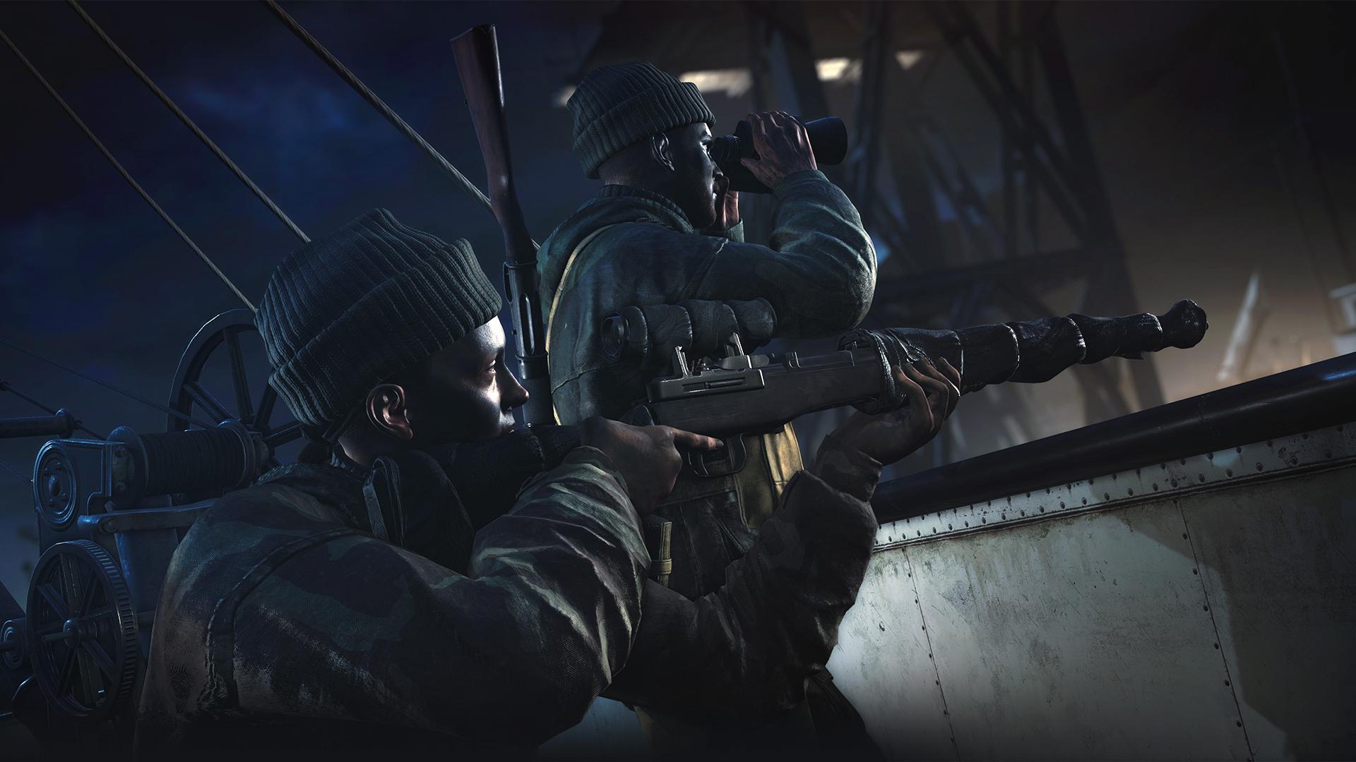 Hráči Sniper Elite 4 mohou koupit první mini-kampaň 140549