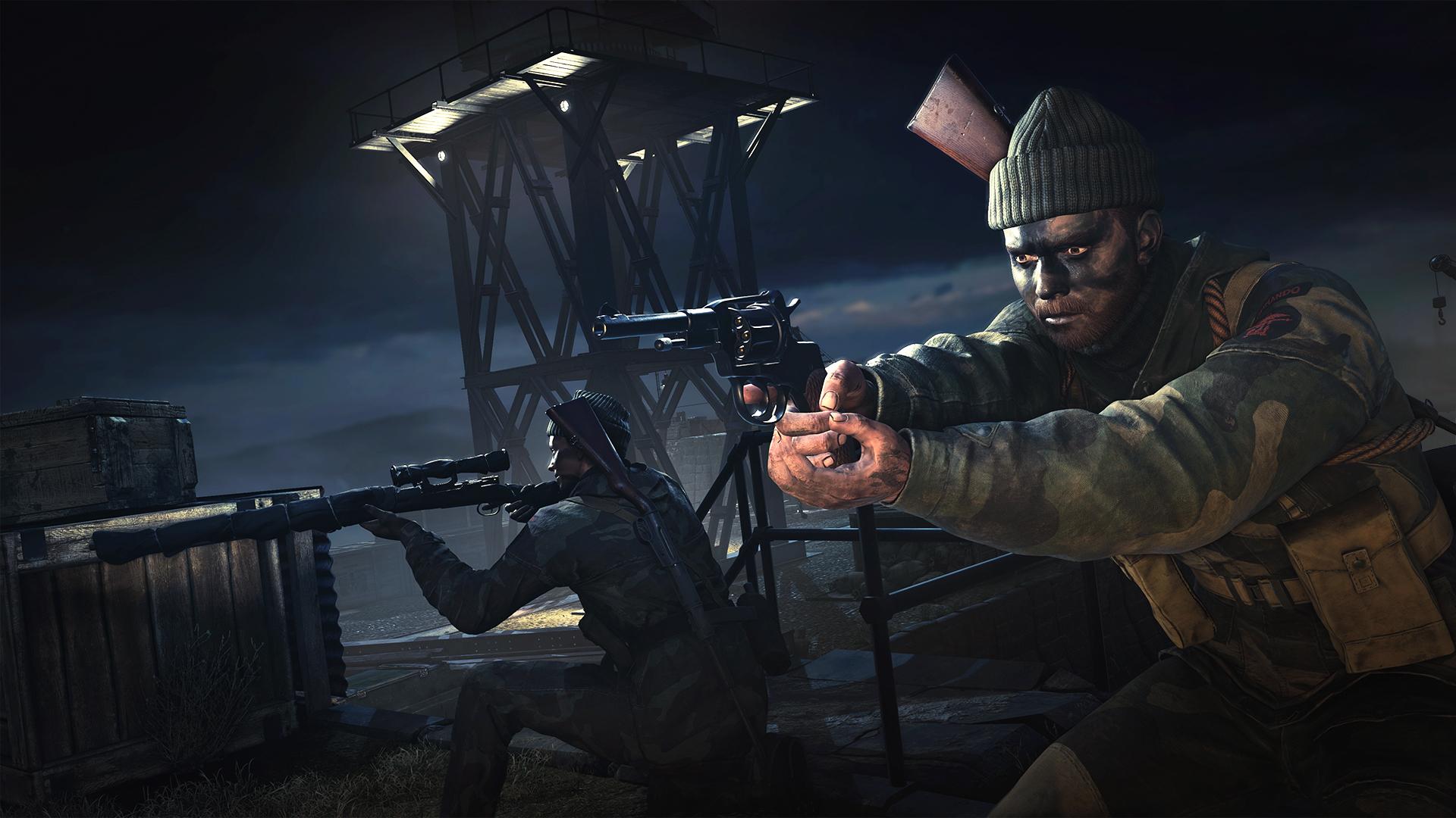 Hráči Sniper Elite 4 mohou koupit první mini-kampaň 140550