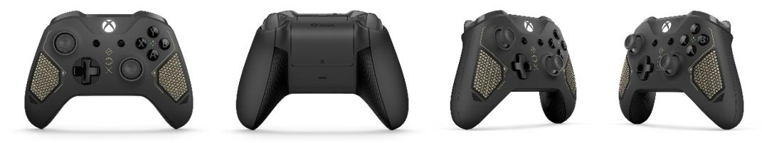 Microsoft představil Xbox One ovladač v edici Recon Tech 140560