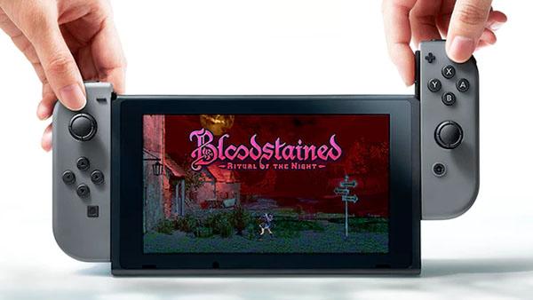 Bloodstained pro Wii U zrušeno ve prospěch konzole Switch 140564