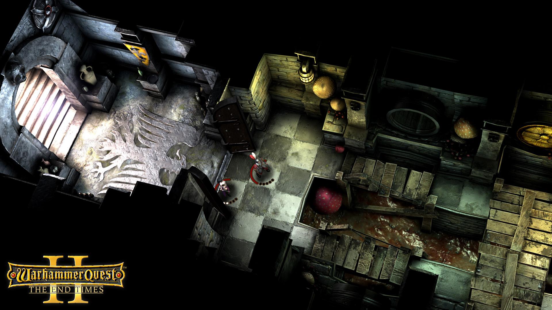 Na podzim oznámen Warhammer Quest 2 140577