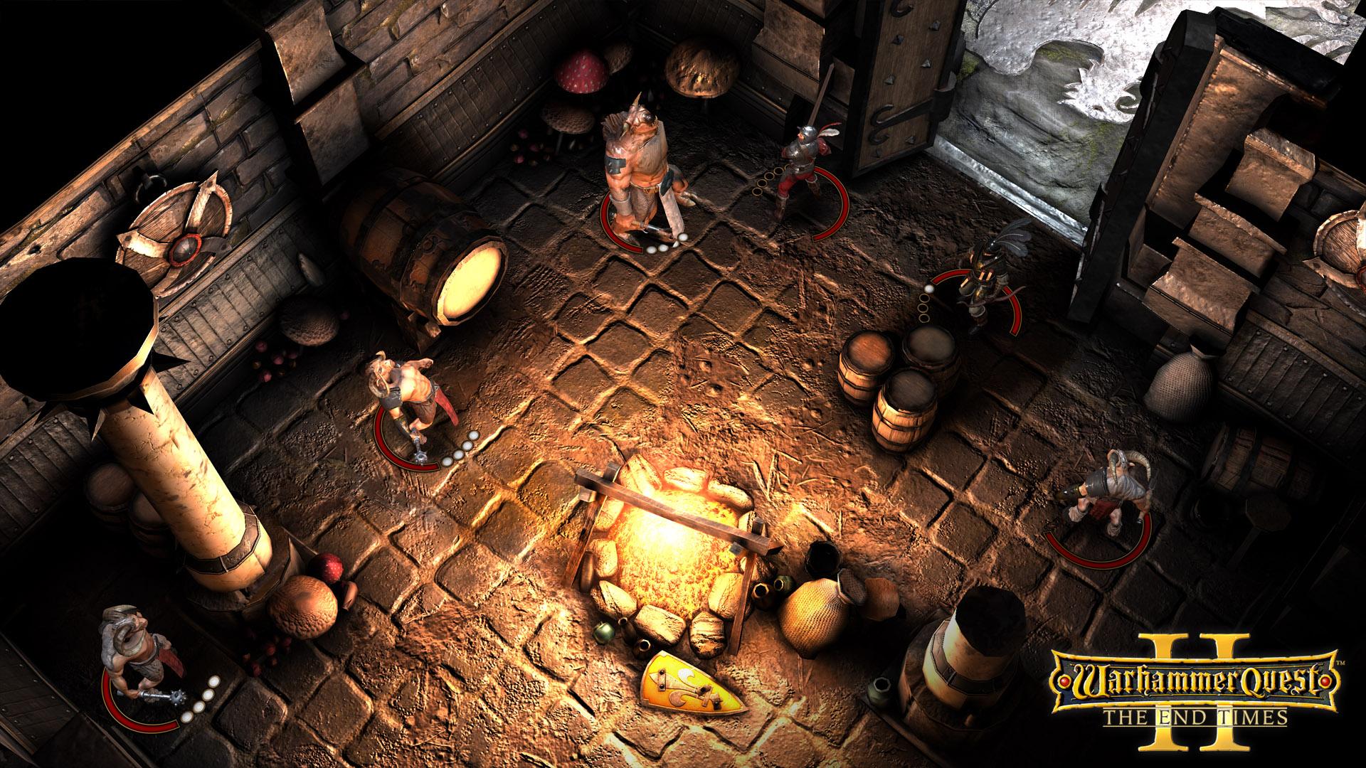Na podzim oznámen Warhammer Quest 2 140580
